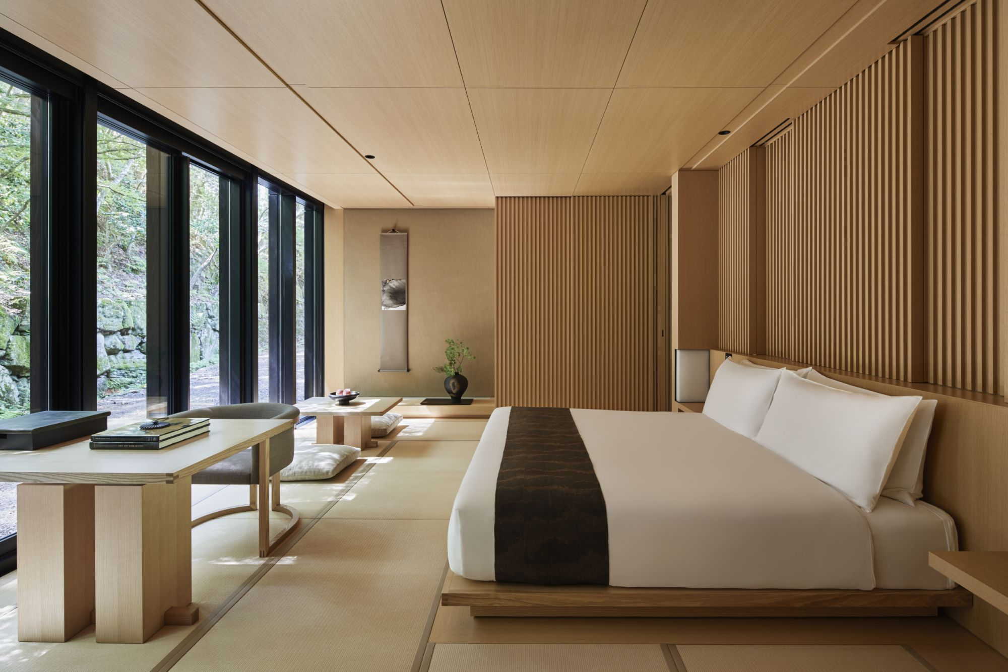 Aman's Newest Property Is A Secret Sanctuary In Quaint Kyoto