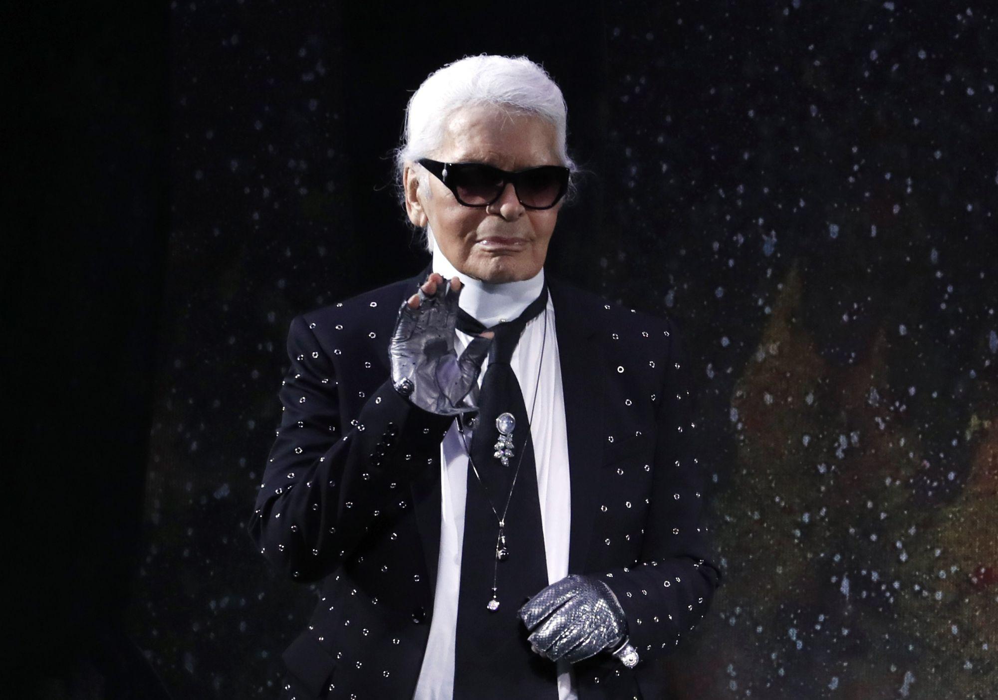 Karl Lagerfeld Dies Aged 85