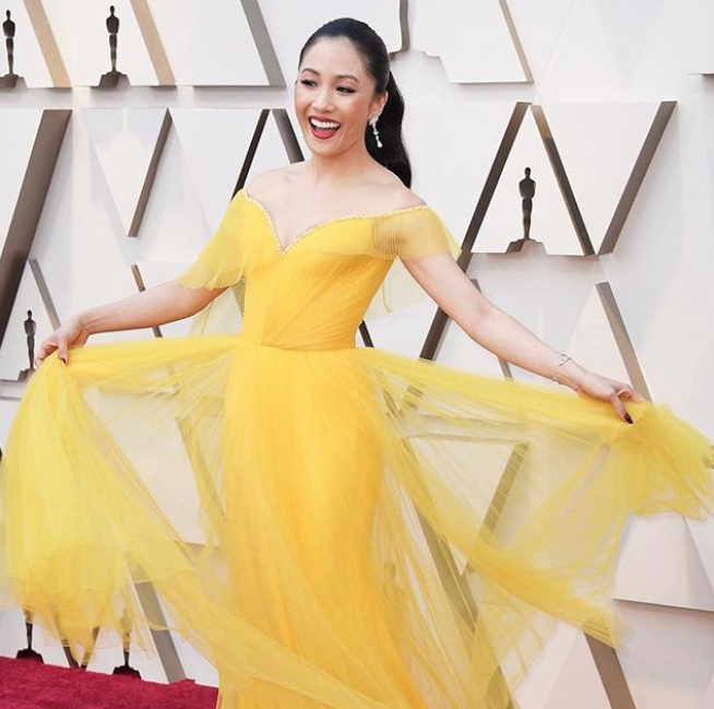 The Cast Of Crazy Rich Asians Brought Crazy Rich Glamour To The Oscars 2019