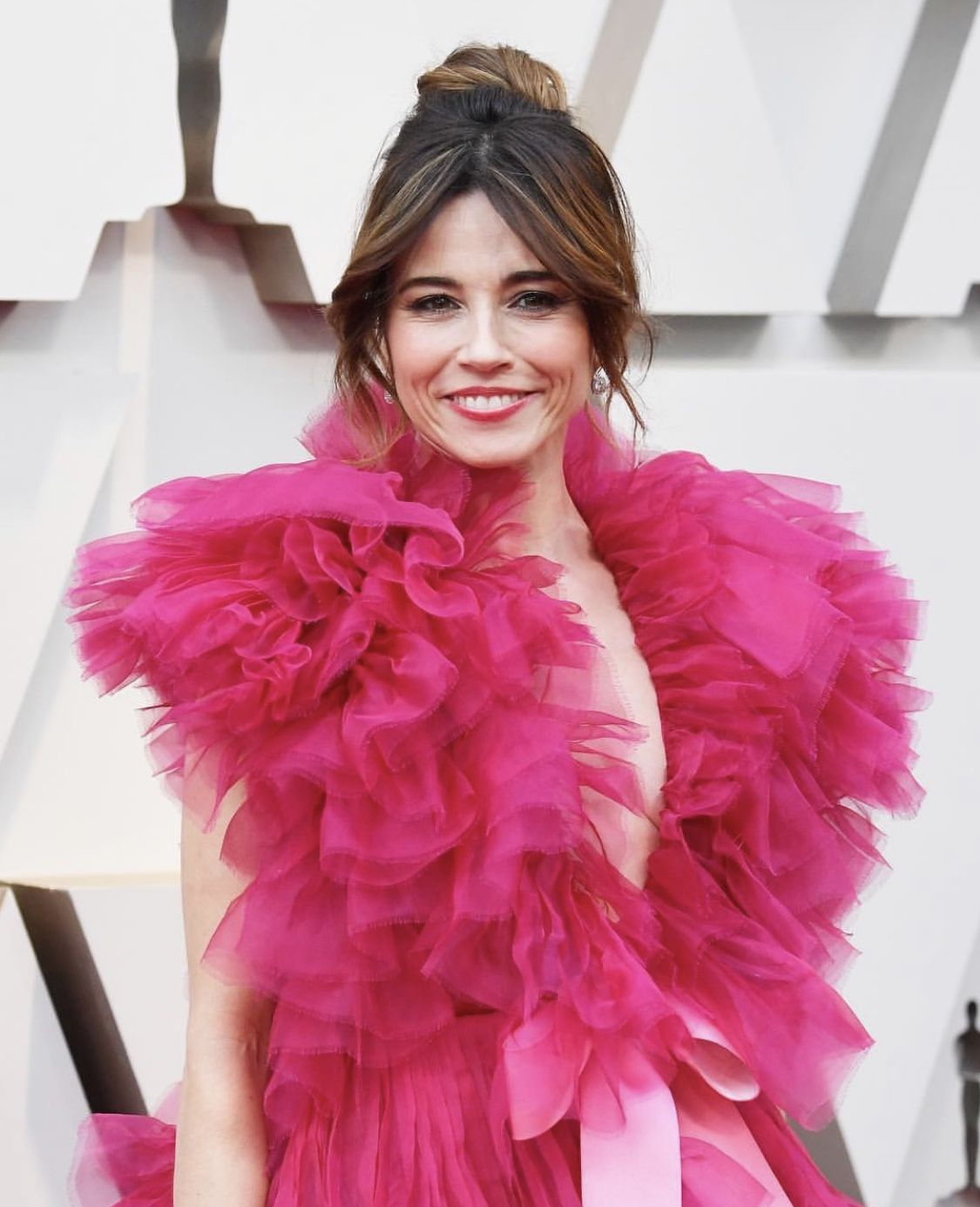 Pink Gowns Ruled The Red Carpet At The Oscars 2019