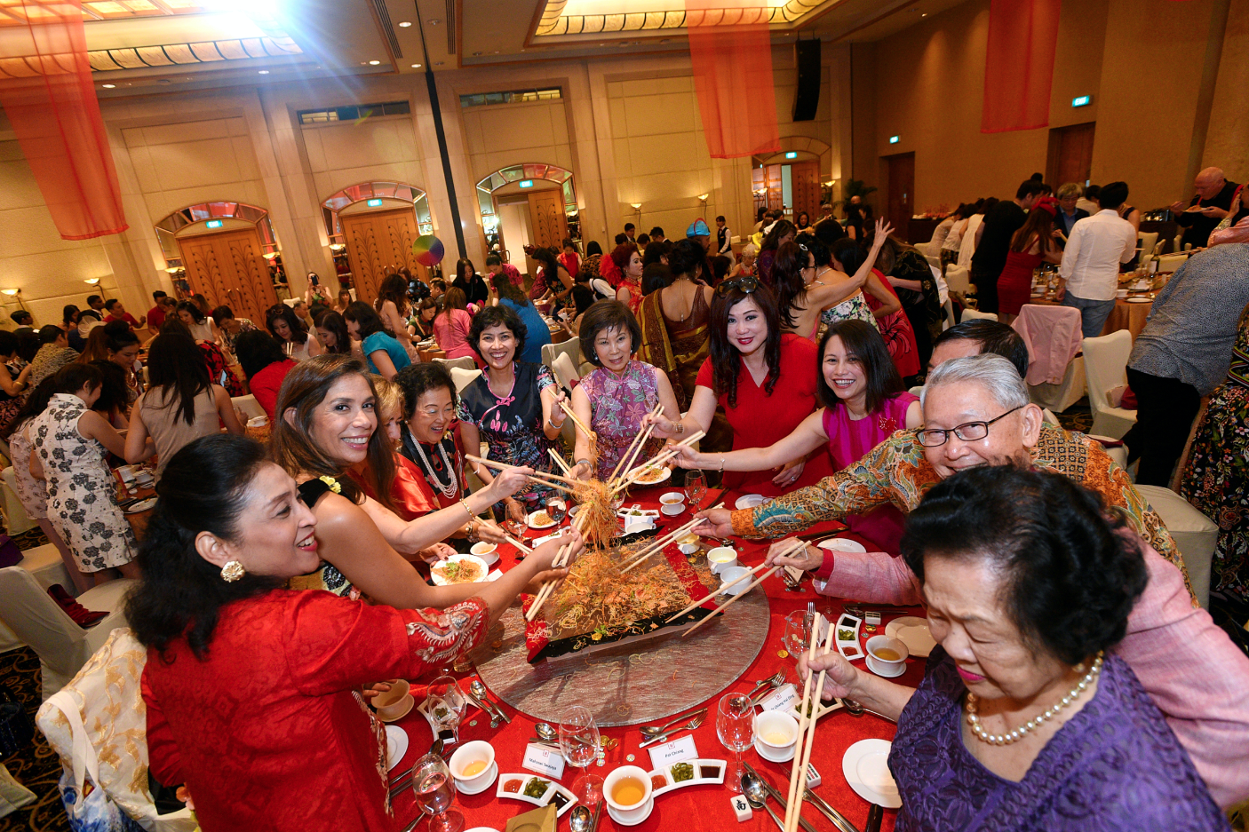 Chinese Women's Association Lunar New Year Celebration