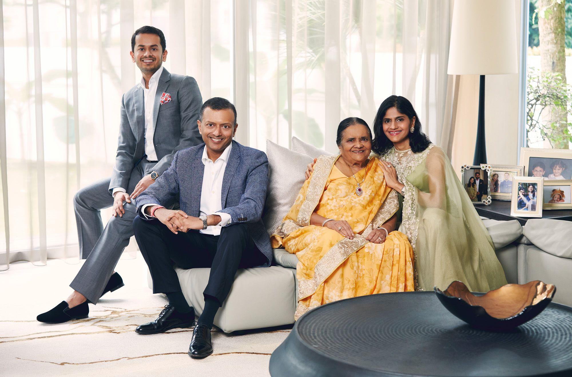 The Family Behind Naumi Hotels Opens Up About Its Late Patriarch's Spirit Of Giving
