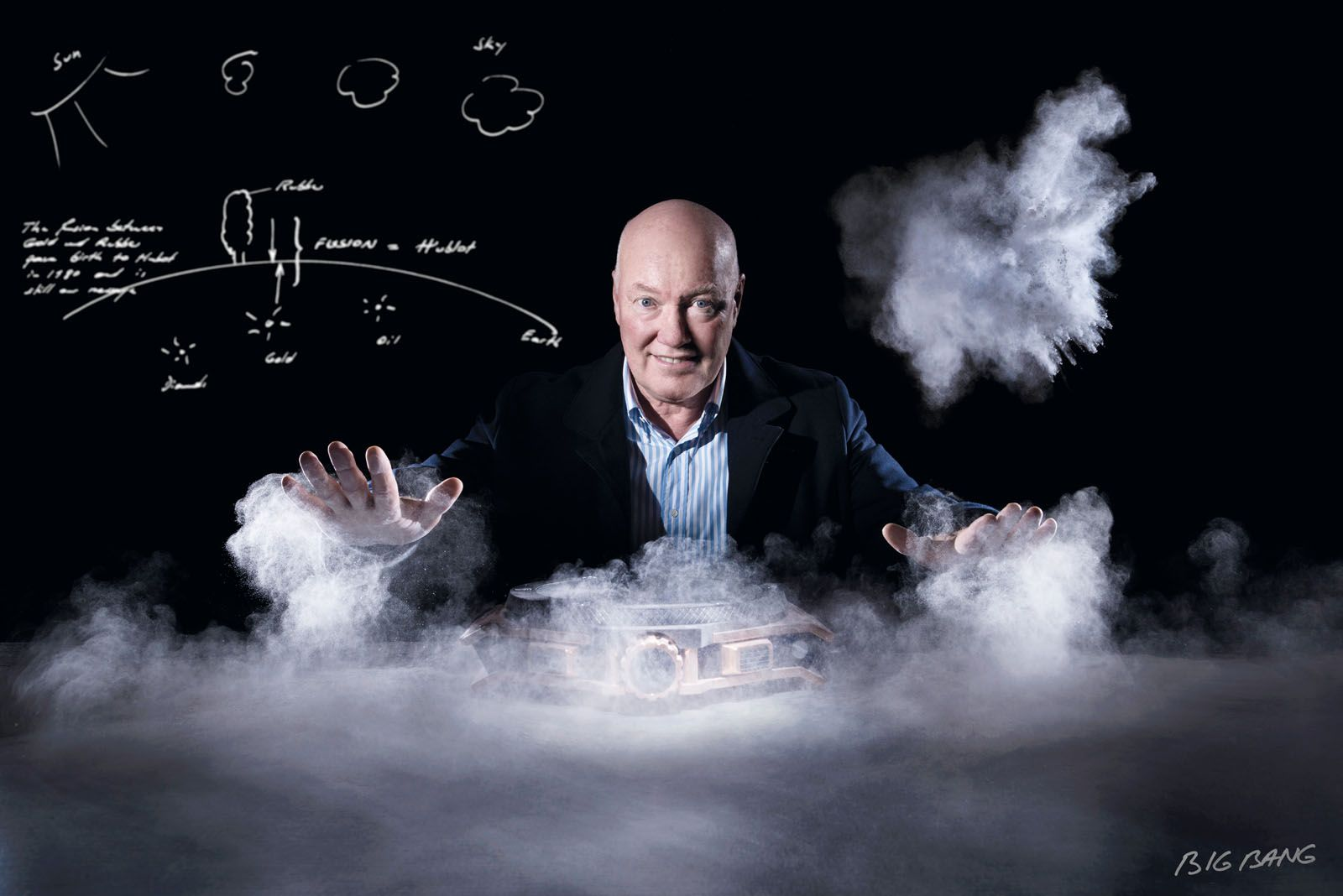 While Jean Claude Biver does not quite boast the Midas touch, he has largely rejuvenated the brands he has helmed, bringing them to another level