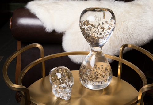 Lust List: The Hourglass Sculpture To Get Your Hands On
