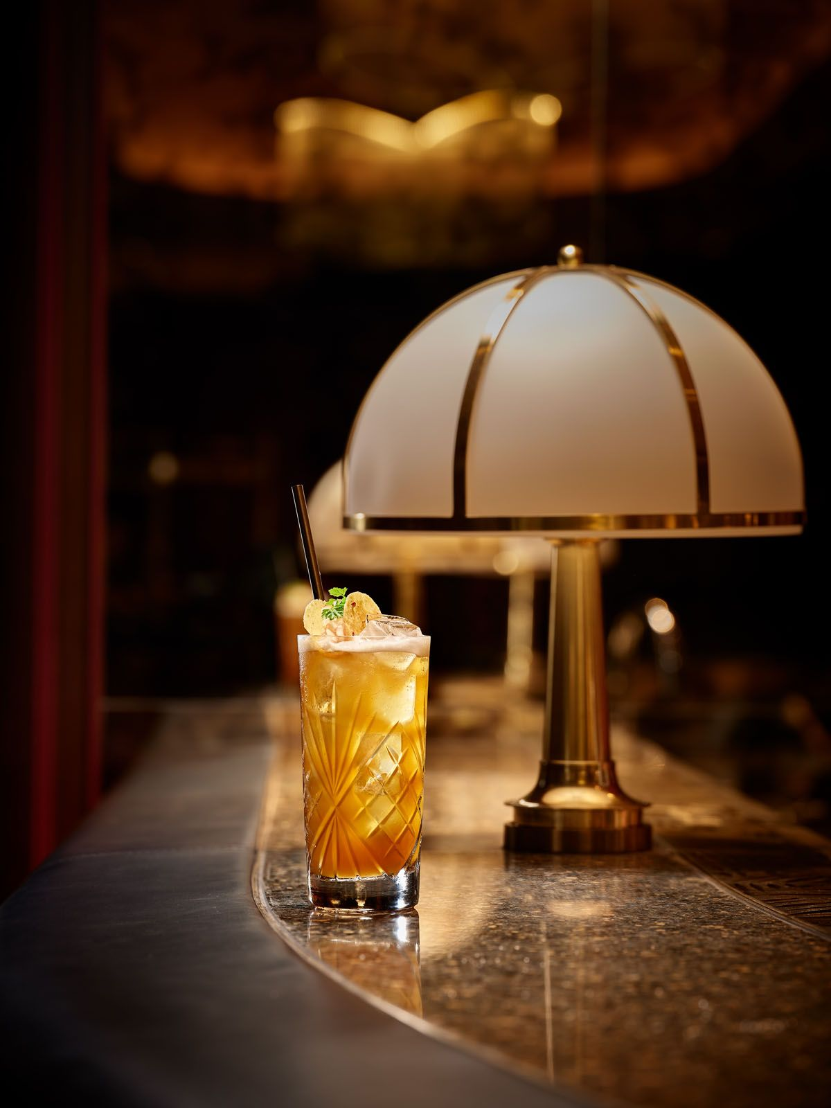 Idlewild Serves Cocktails Inspired By The Transatlantic Route