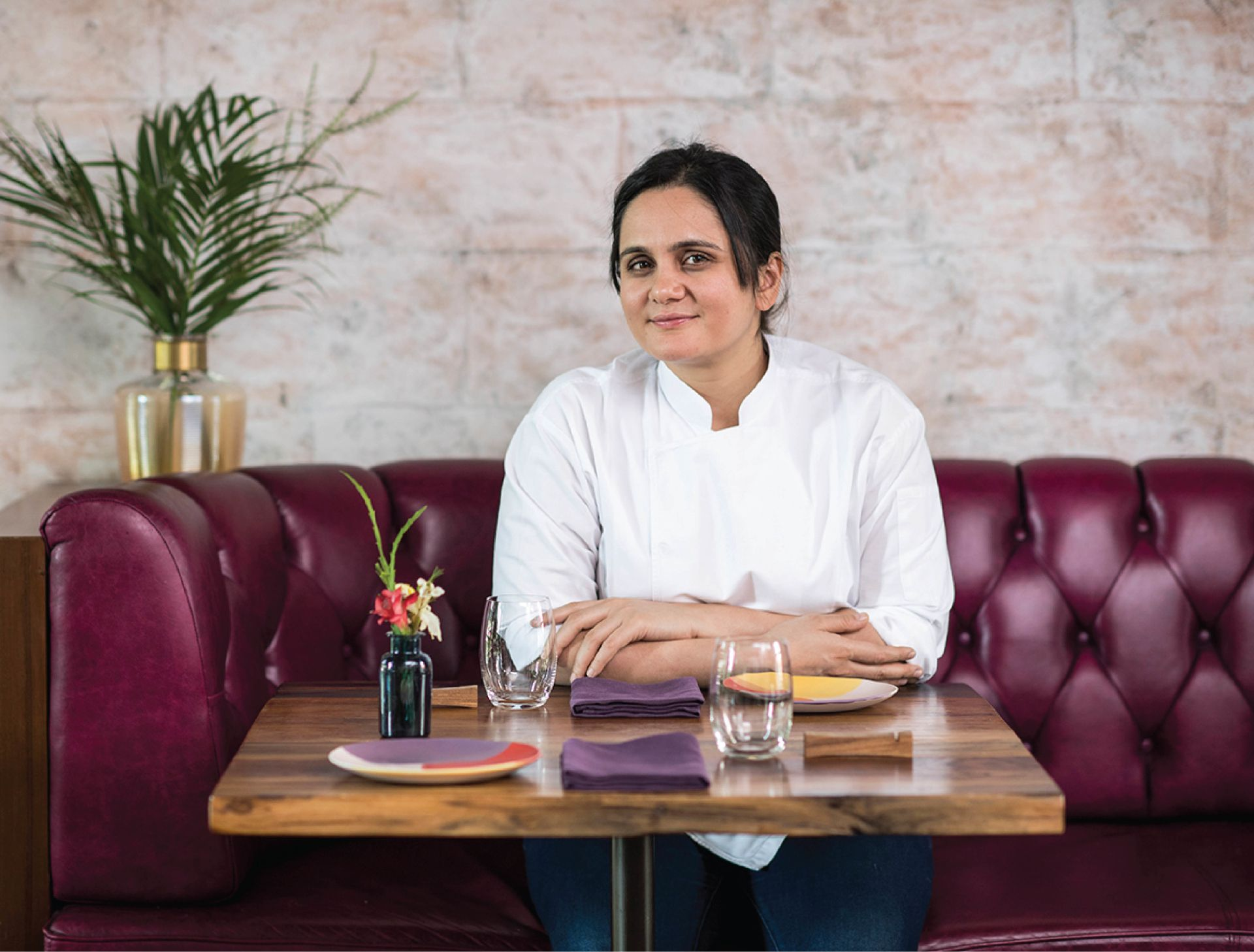 First Indian Woman To Receive Michelin Star Is Also The Best Female Chef In Asia