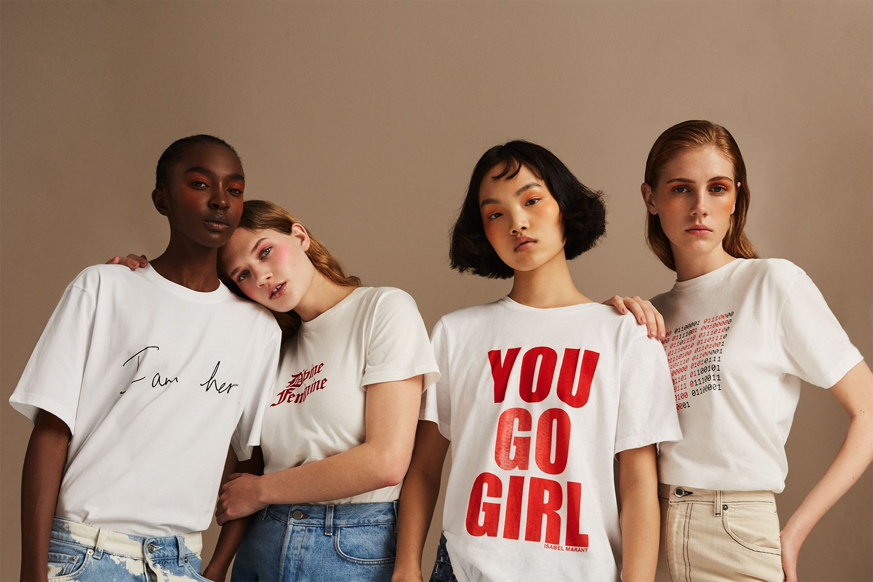 Net-A-Porter's International Women's Day Capsule Collection Is About Making A Statement
