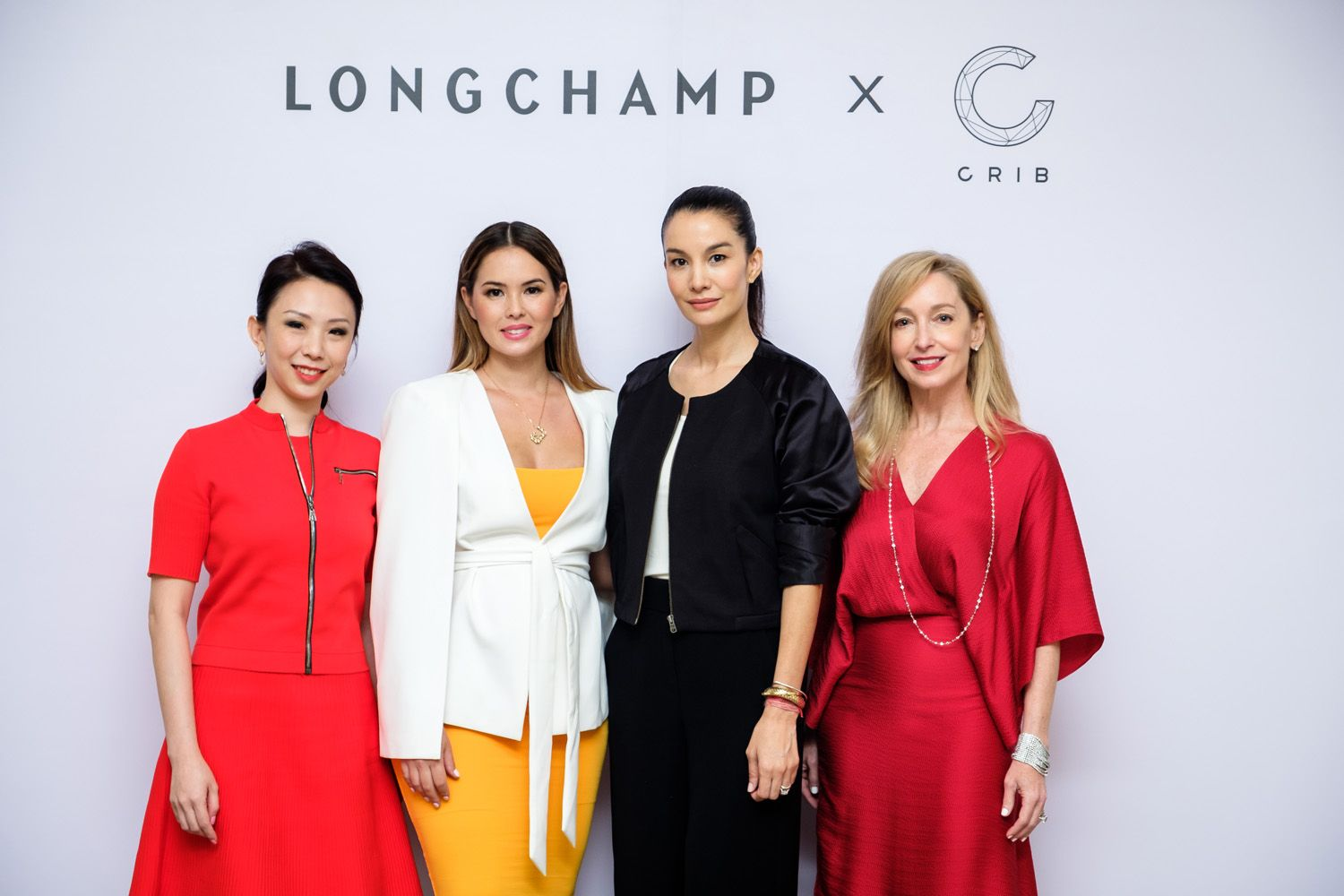 Loh May-Han, Claire Jedrek, Nadya Hutagalung, Paige Parker