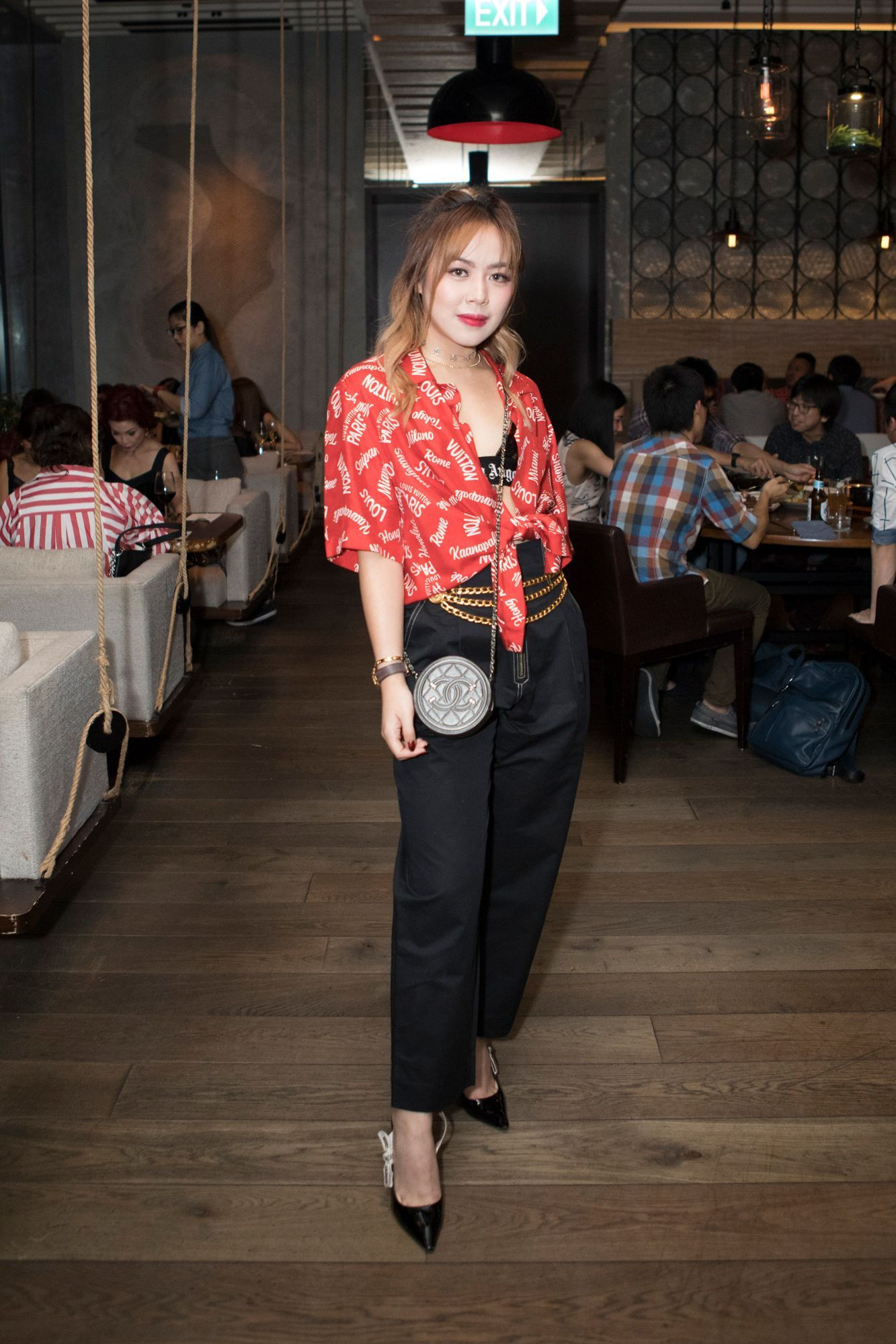 Steal Her Style: Chloe Ng