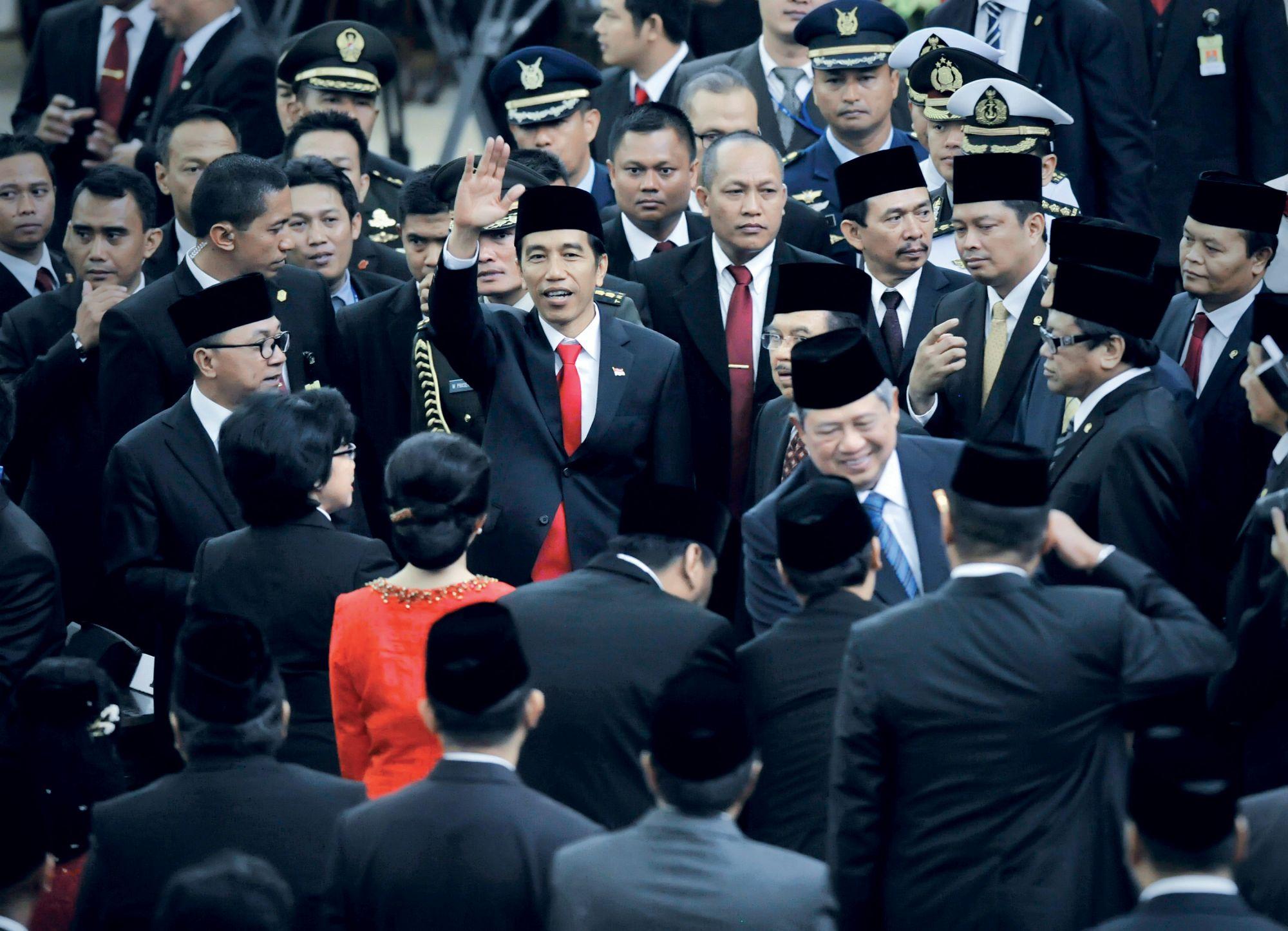 Will Indonesian President Joko Widodo Secure A Second Term?