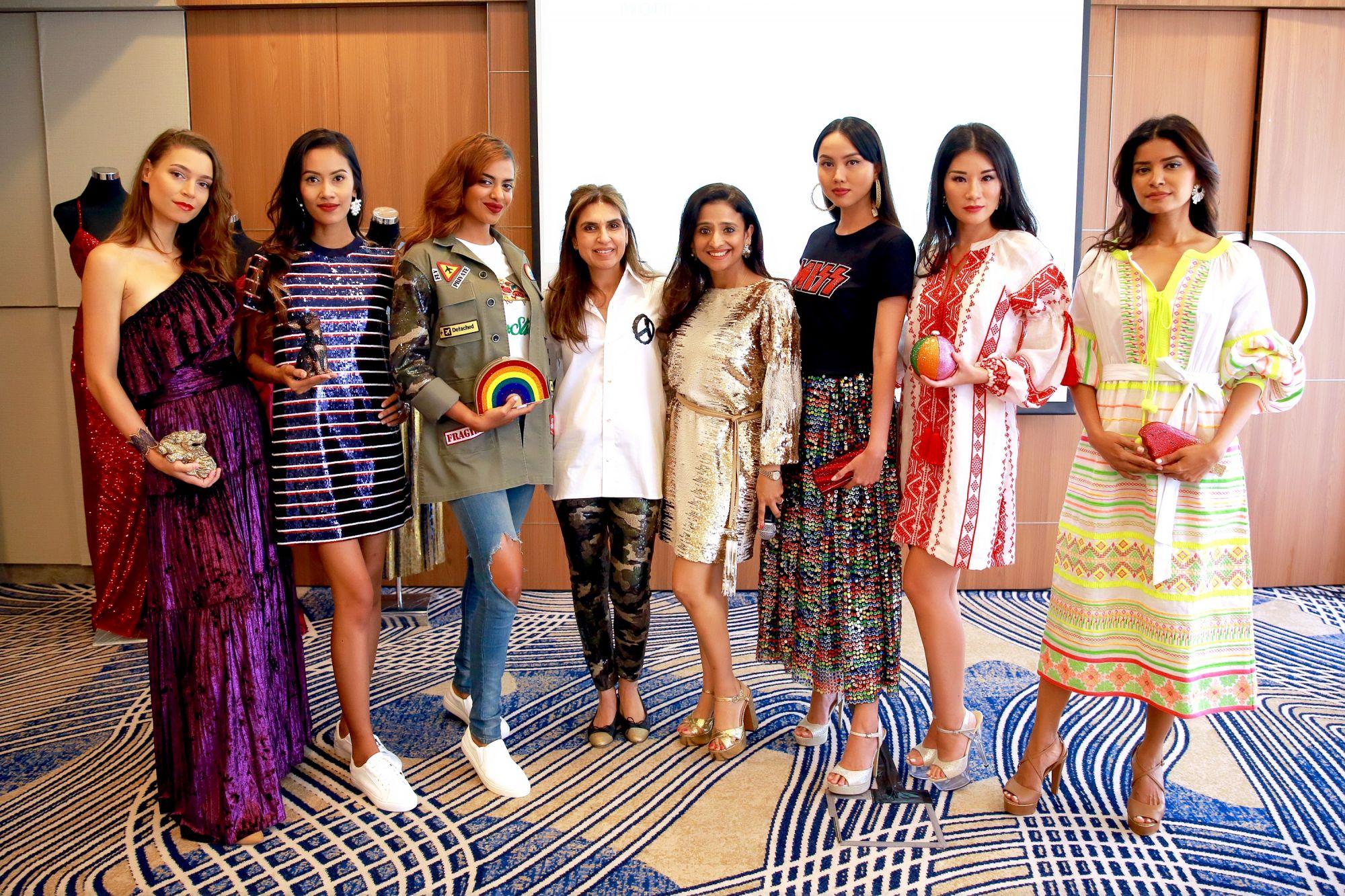 Monisha Jaising, Samia Khan