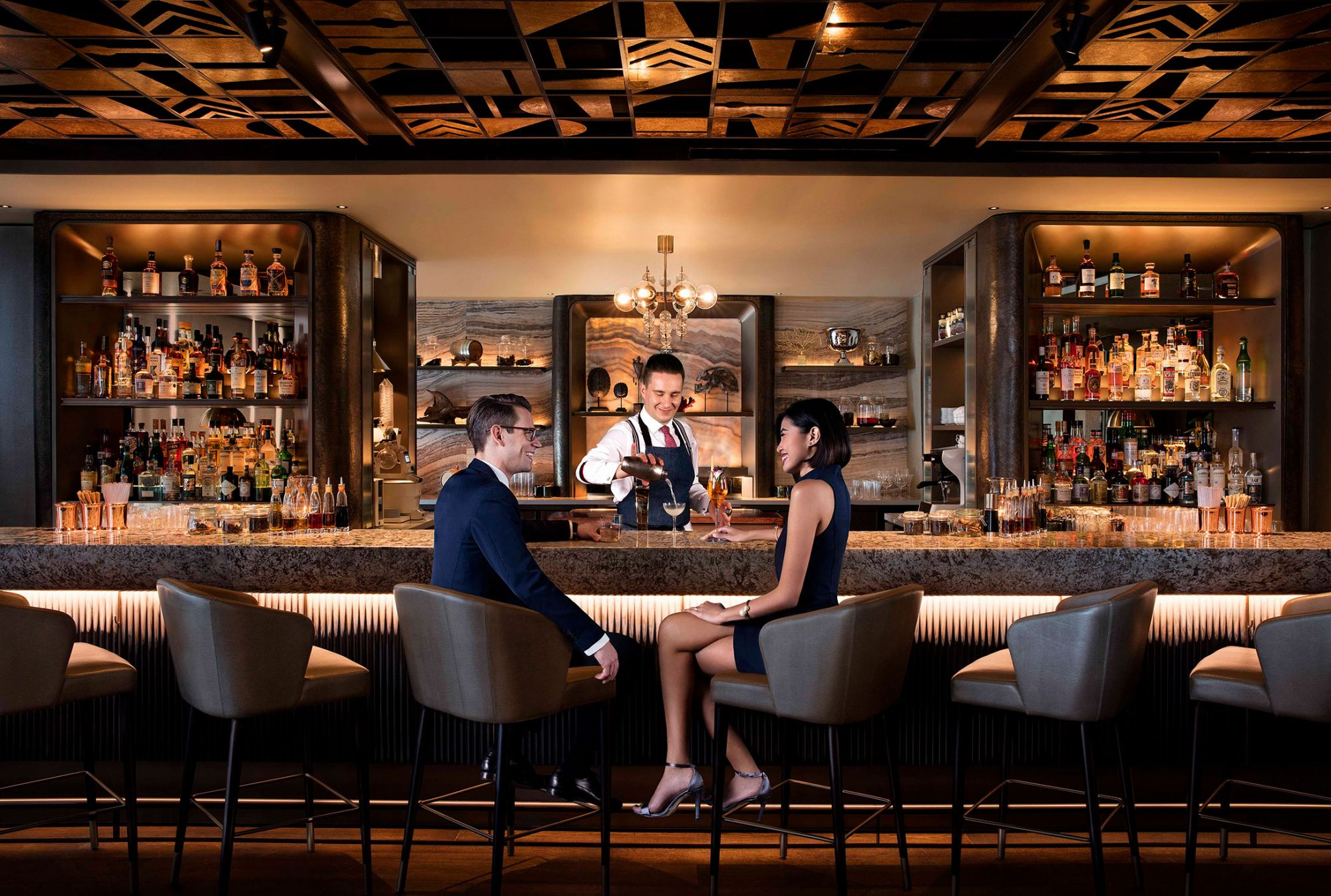 Happy Hour With… Michele Mariotti Of Mo Bar, Mandarin Oriental, Singapore