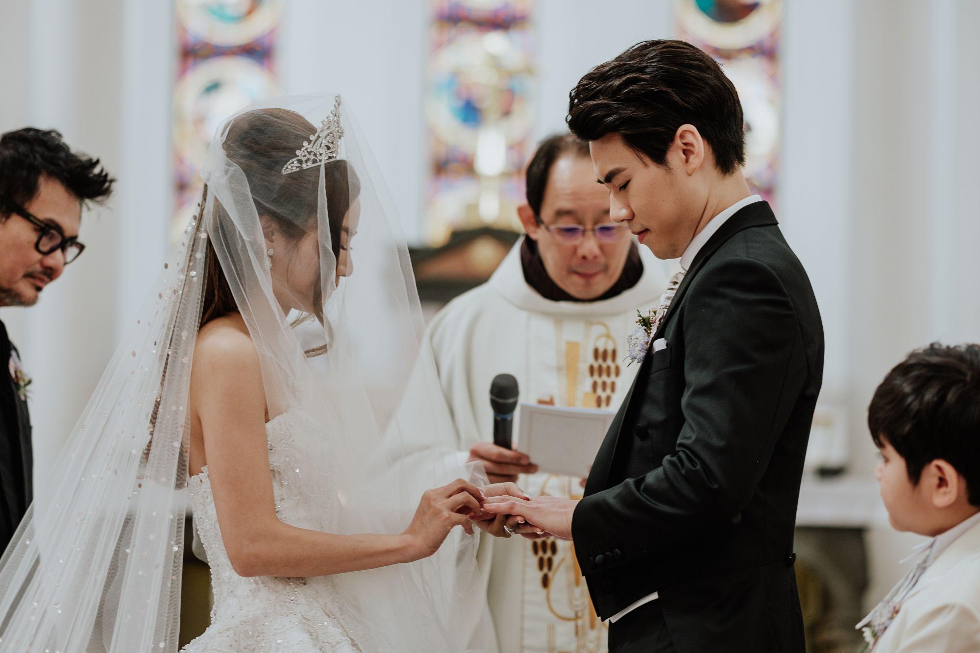 Rachel Wee, Ken Chen