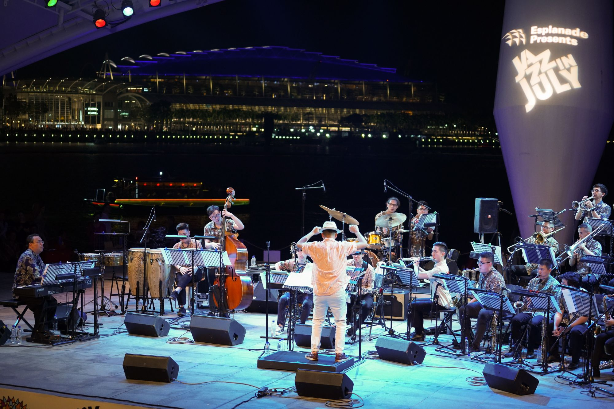 This Jazz Association Is Making Waves In Singapore's Music Scene