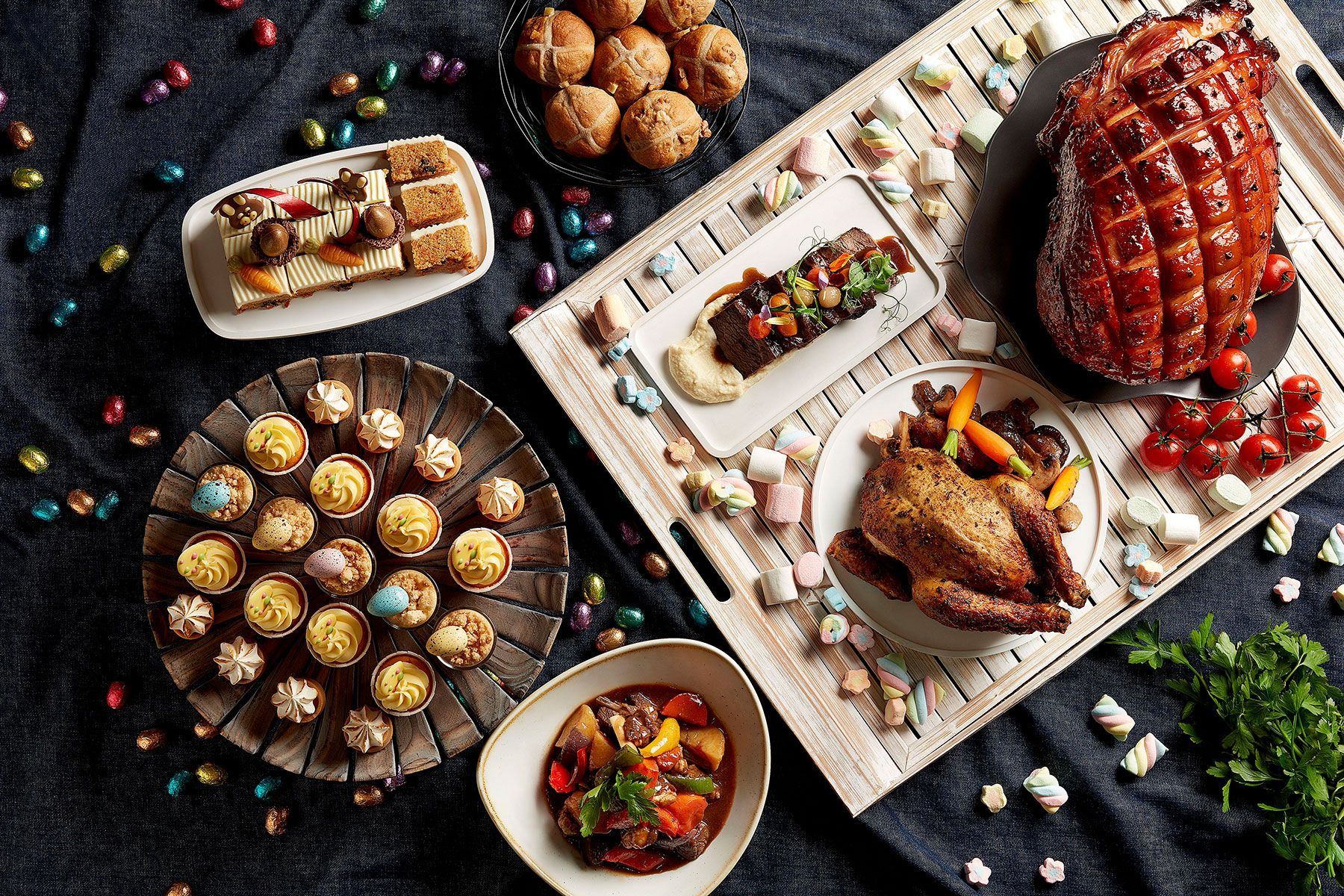 Top Easter Sunday Brunches For The Family