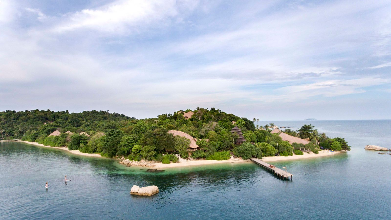 How This Private Island Near Singapore Is A Champion For Sustainability