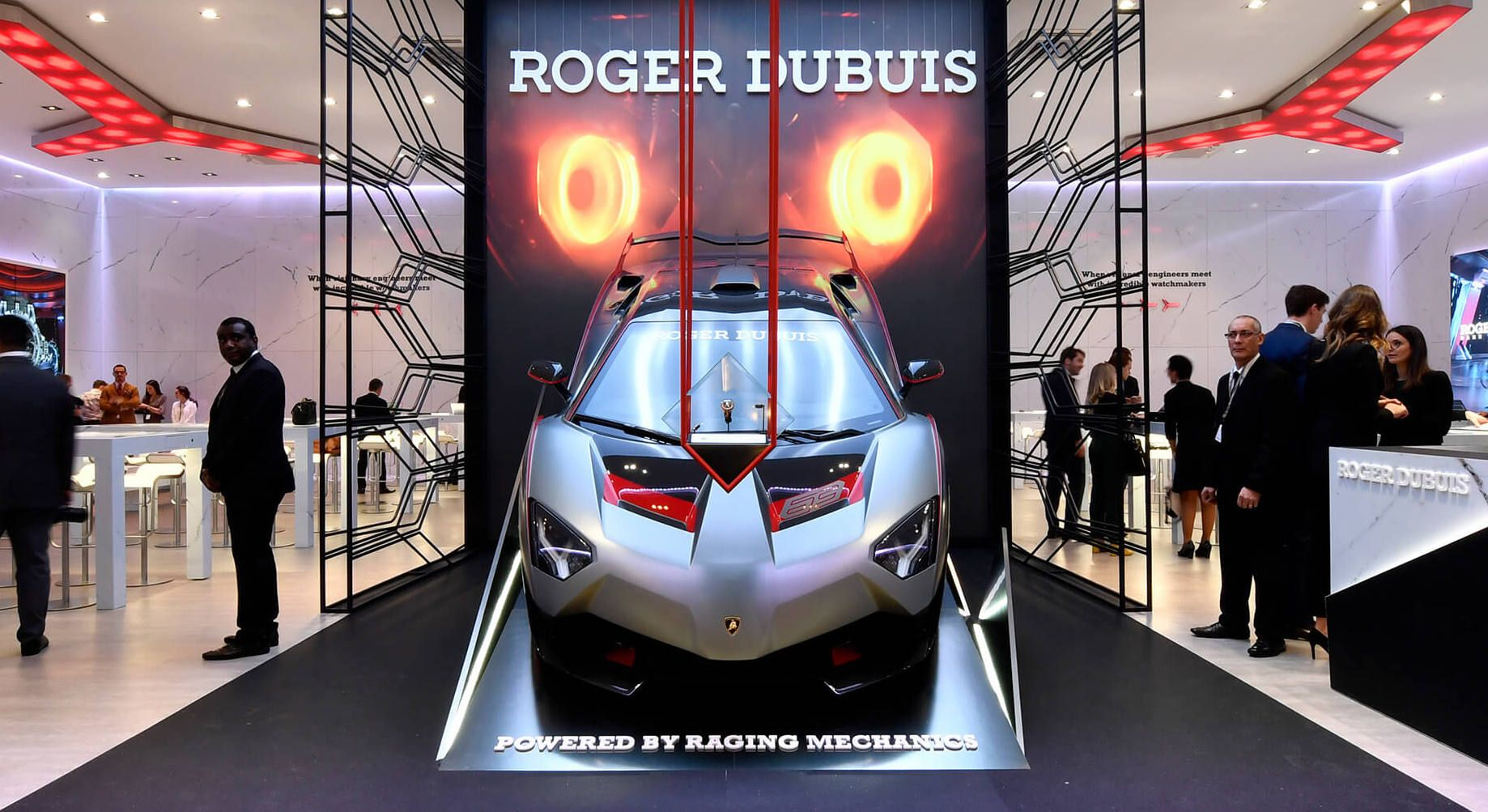 Roger Dubuis booth at SIHH 2019