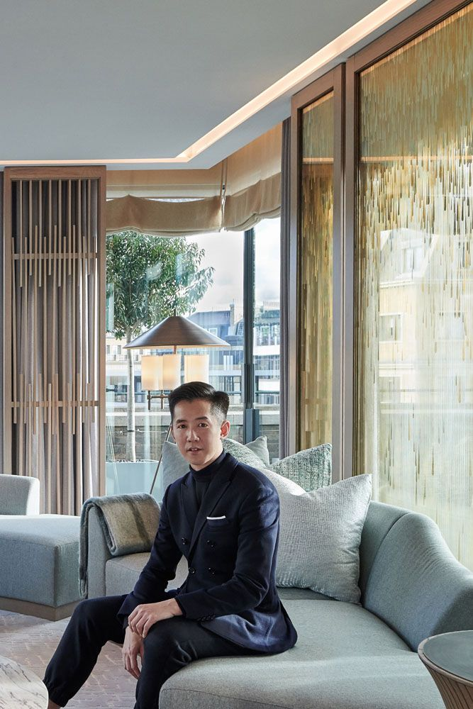 Love The Luxury Hotel Aesthetic? Take A Cue From Designer Du Jour André Fu