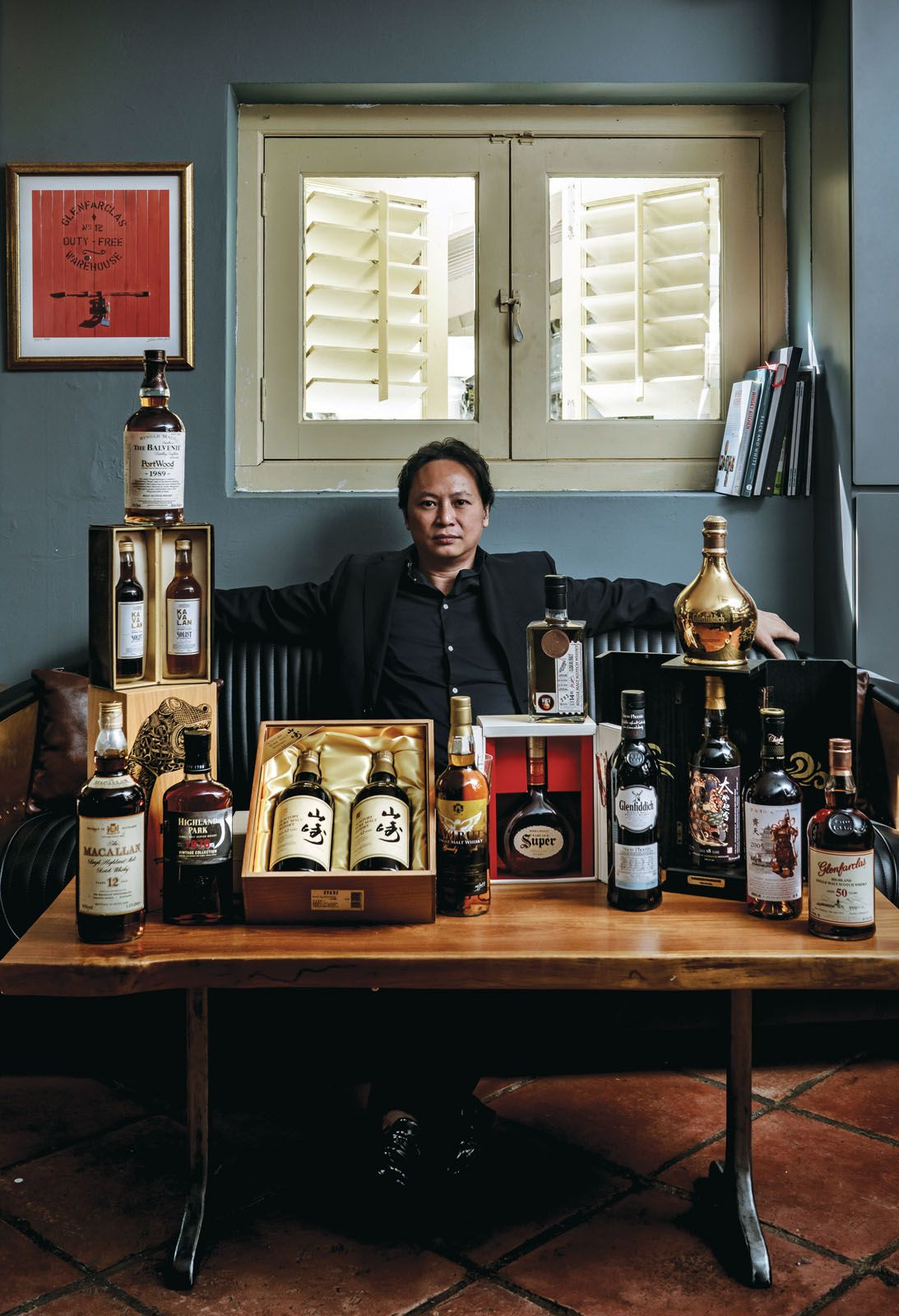 Watch: Keith Chong's 700-Strong Whisky Collection In 'Remarkable Living', A Singapore Tatler x CNA Luxury TV Series