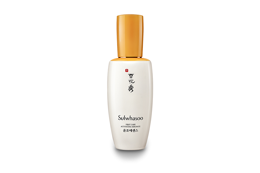 First Care Activating Serum EX; Image: Courtesy of Sulwhasoo