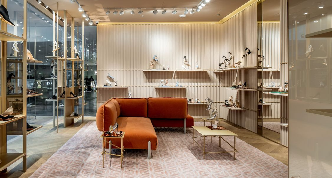 Gianvito Rossi Opens Its First South East Asian Flagship Store In Singapore