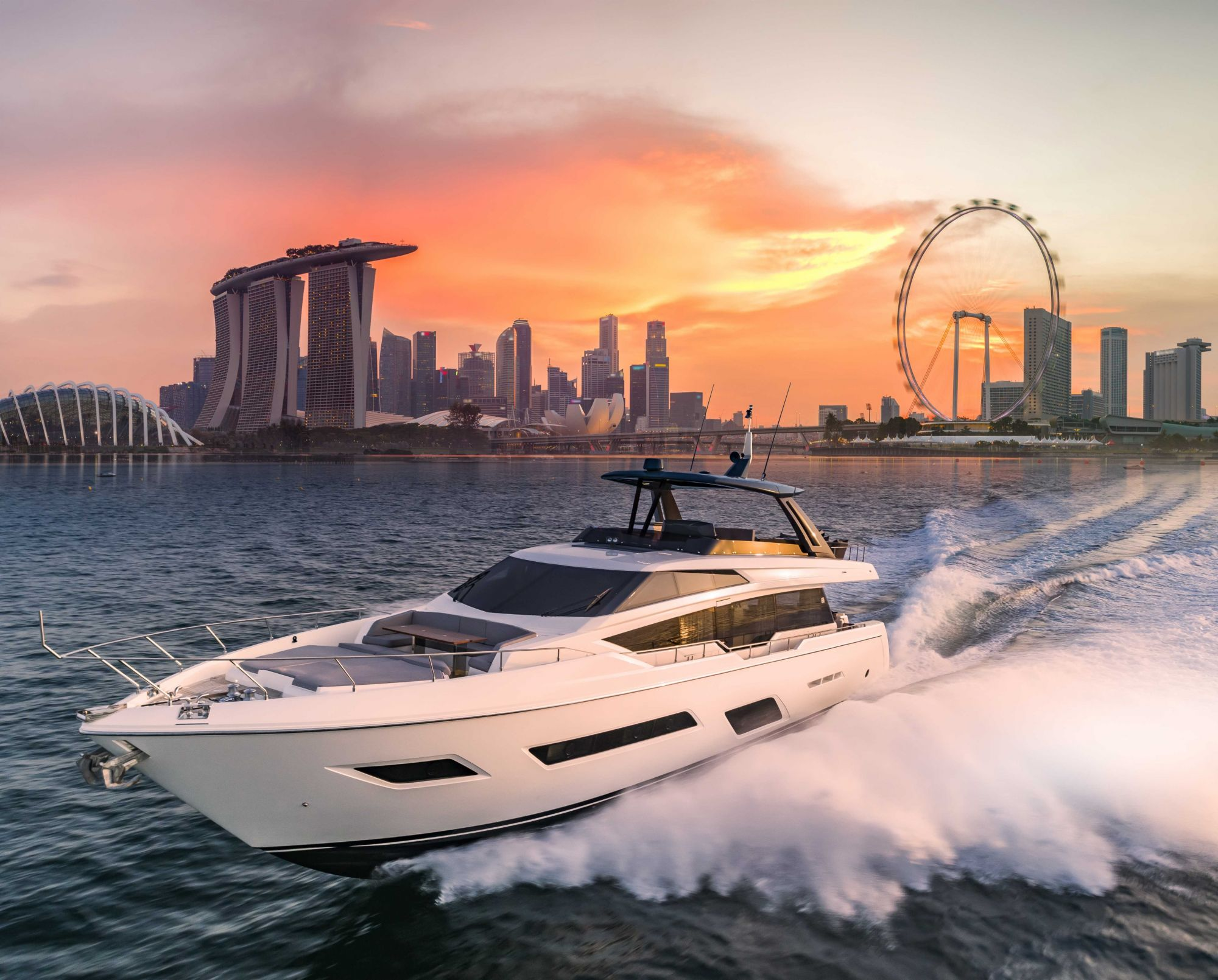 6 Magnificent Yachts Launching At The Singapore Yacht Show 2019