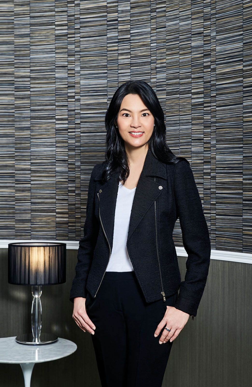 Yeo Mui Hong, chief executive of Orchard Turn Developements