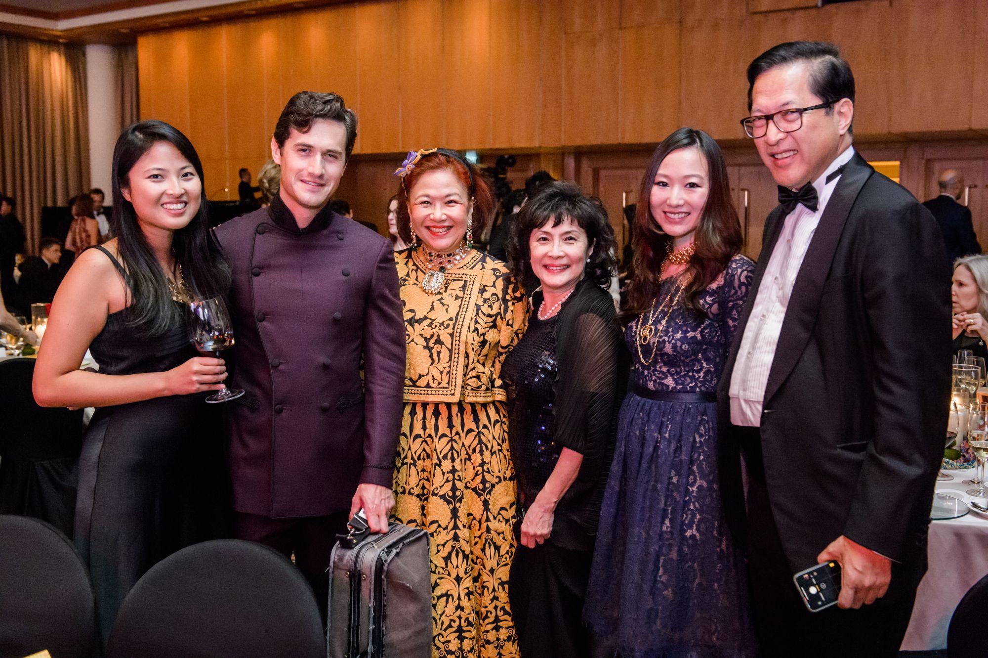 Anuncia Camacho, Charlie Siem, Kim Camacho, Yvonne Tan Toh, Shu Liu, Lito Camacho