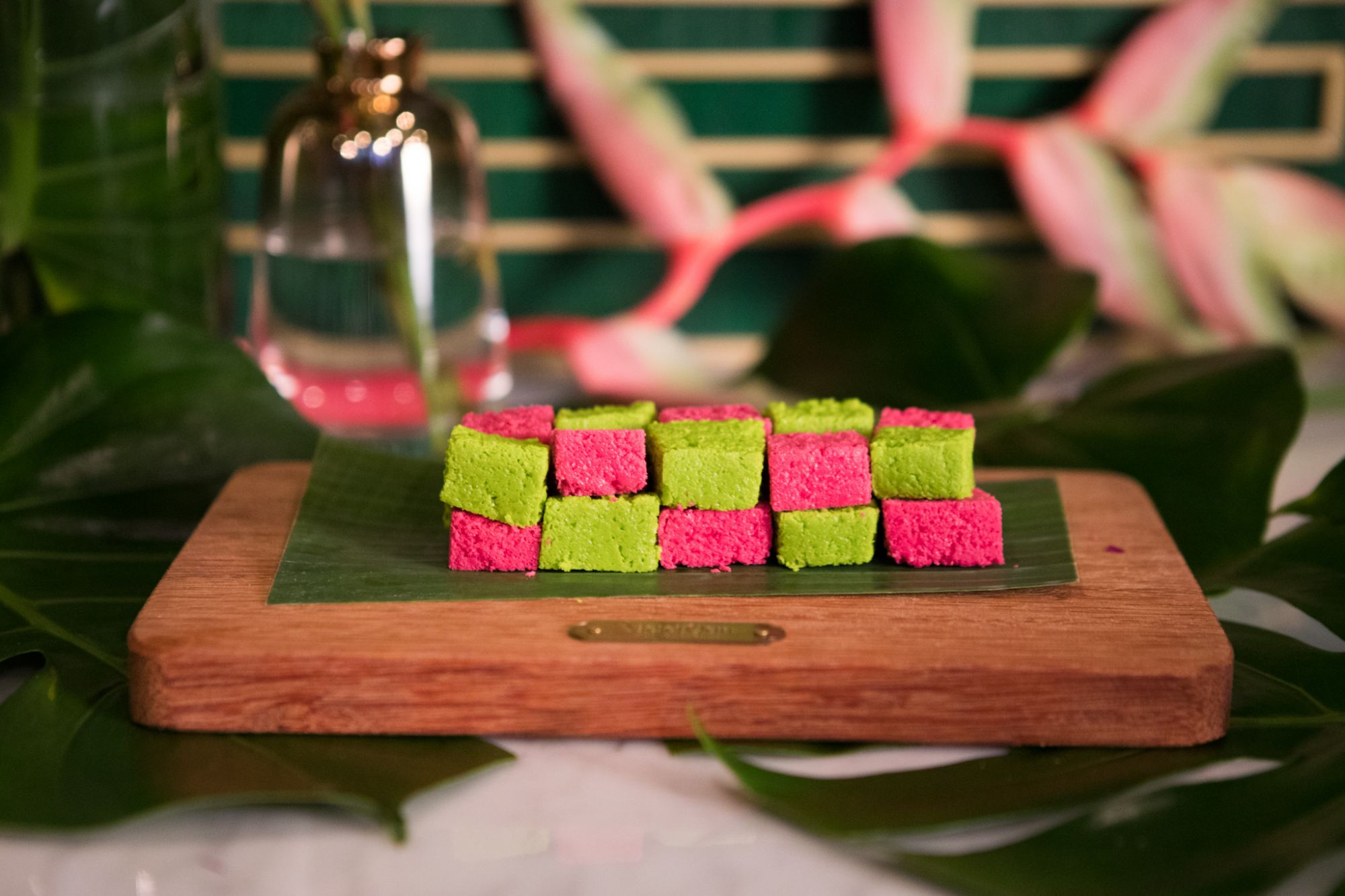 Neon Coconut Candy