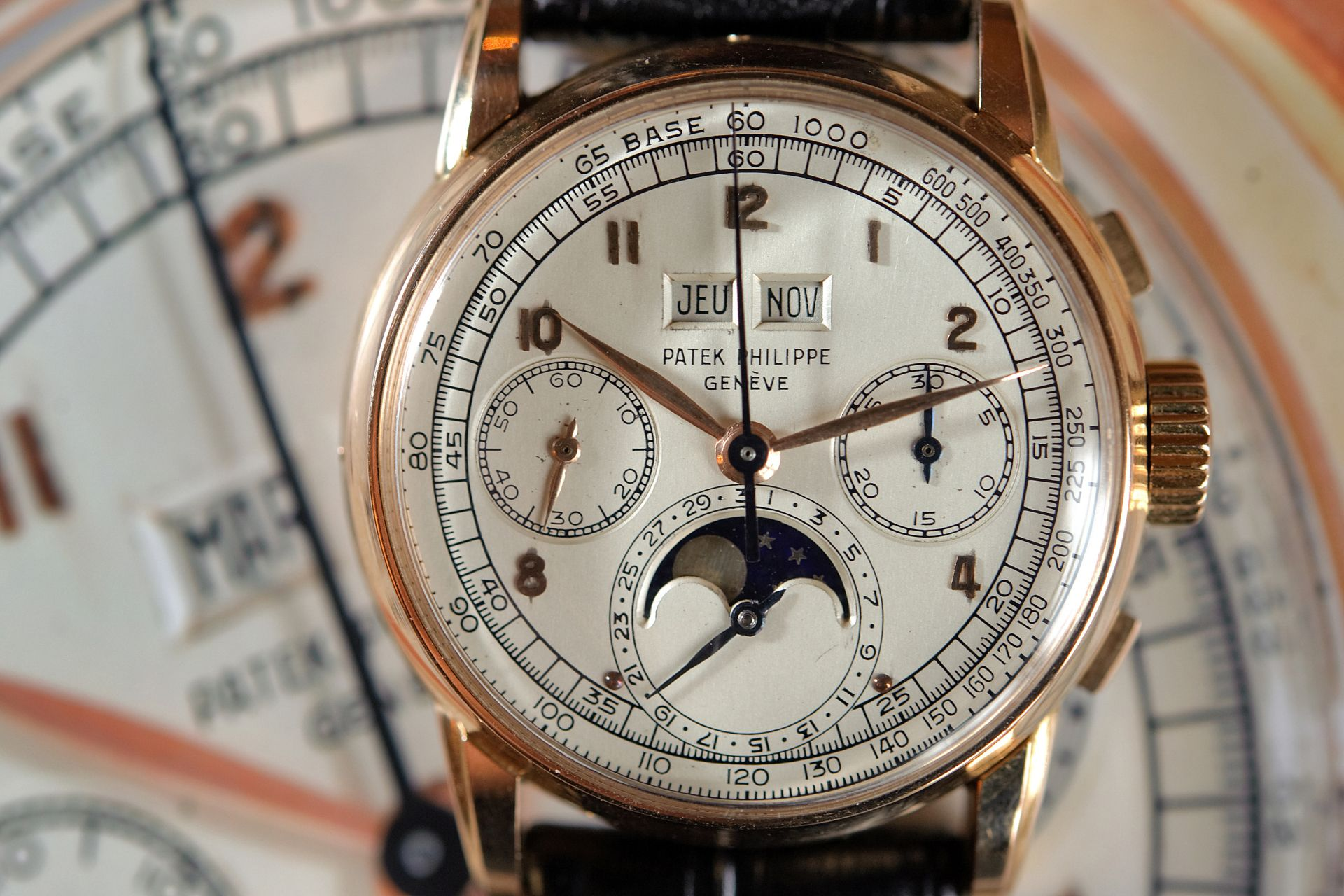 Vintage Watches Are Having A Big Moment In Asia, According To Christie's