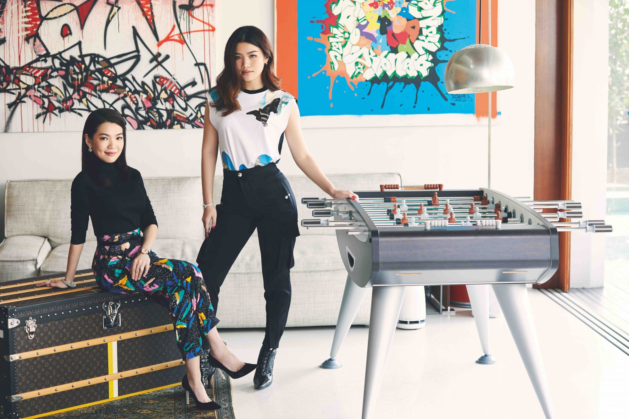 Which Louis Vuitton Heirloom Piece Is Angela Ng Gifting Her Daughter Adeline Teo?