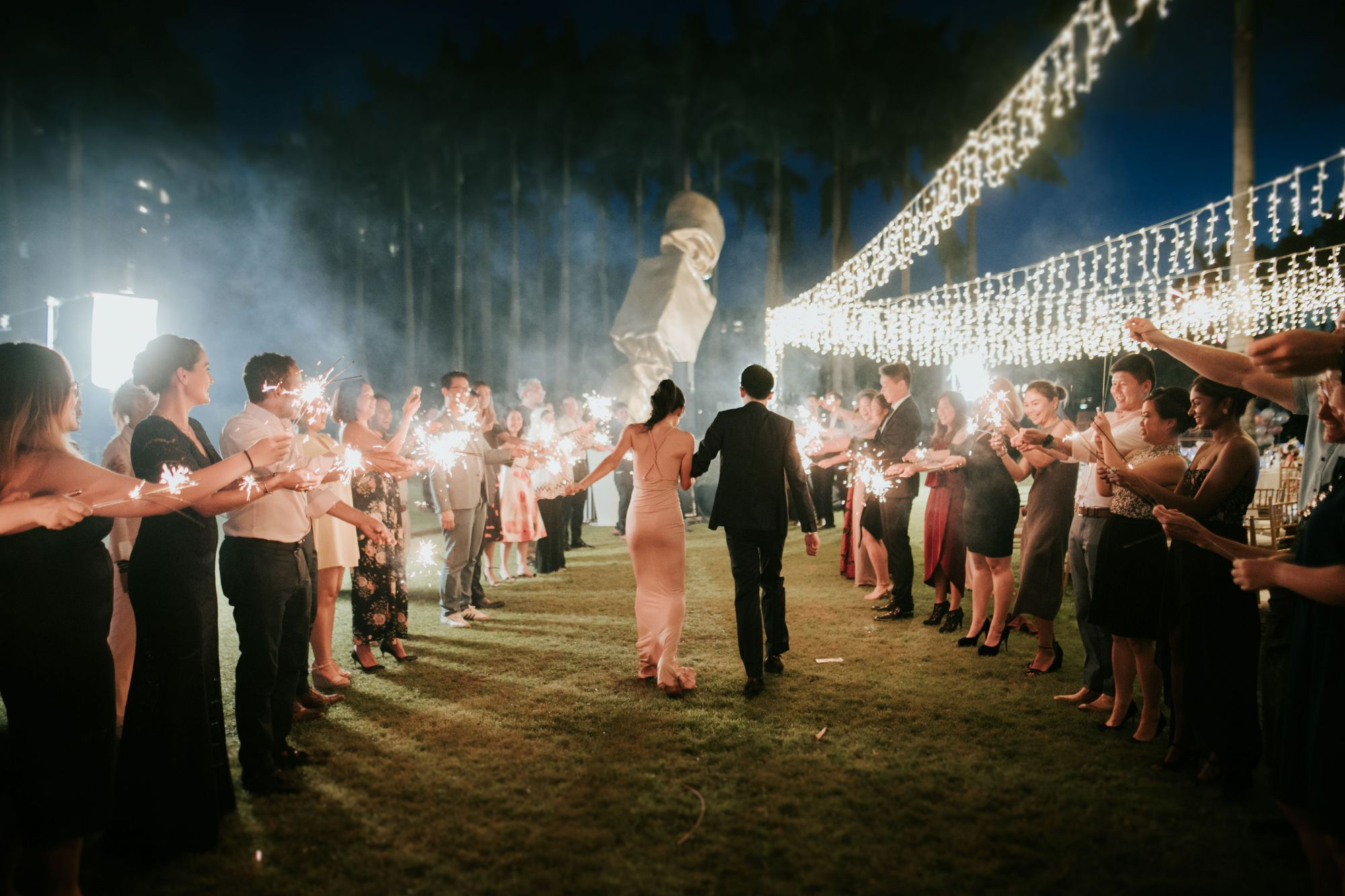 Why W Singapore - Sentosa Cove Is The Perfect Venue For An Island Wedding