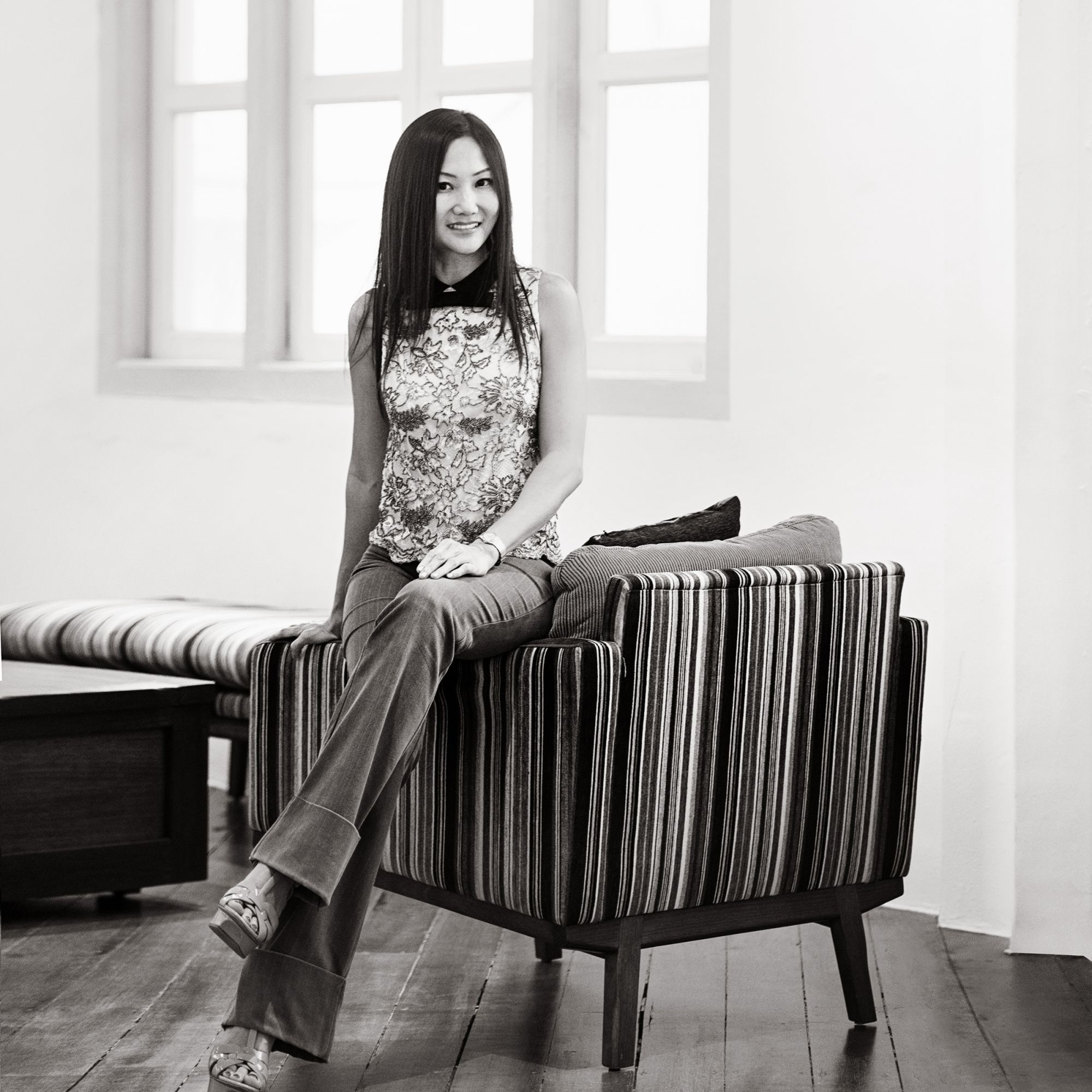 5 Minutes With… Elaine Lim Of White Room Studio