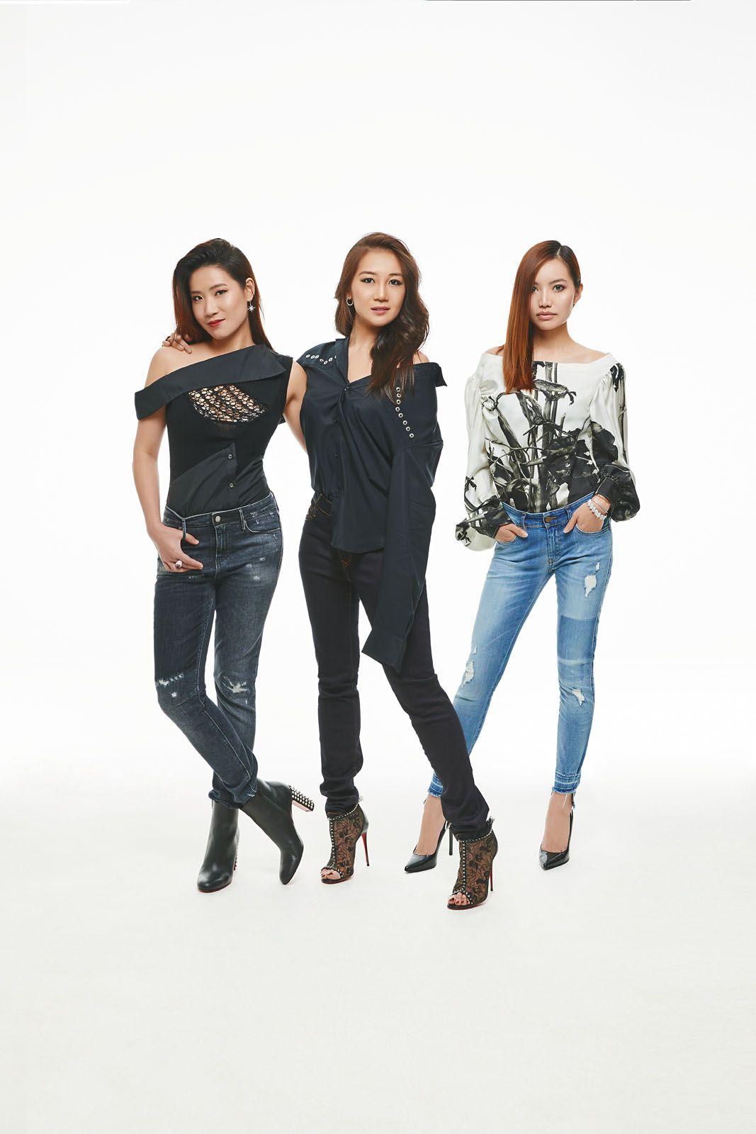 Angelina Tan, Meaghan See, Rachel Wee
