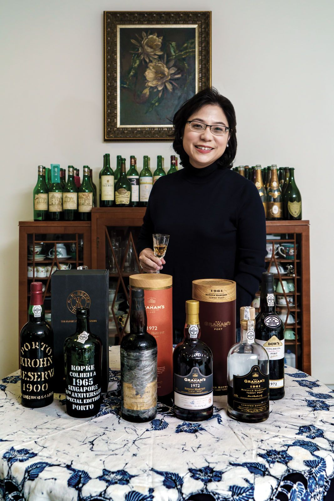 Watch: A Champagne Collector With 3,000 Bottles In 'Remarkable Living', A Singapore Tatler X CNA Luxury TV Series
