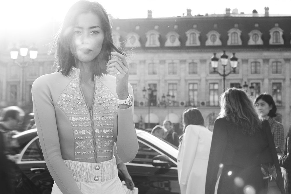 Here's How Chanel Celebrated The Arrival Of The New J12 Watch In Paris