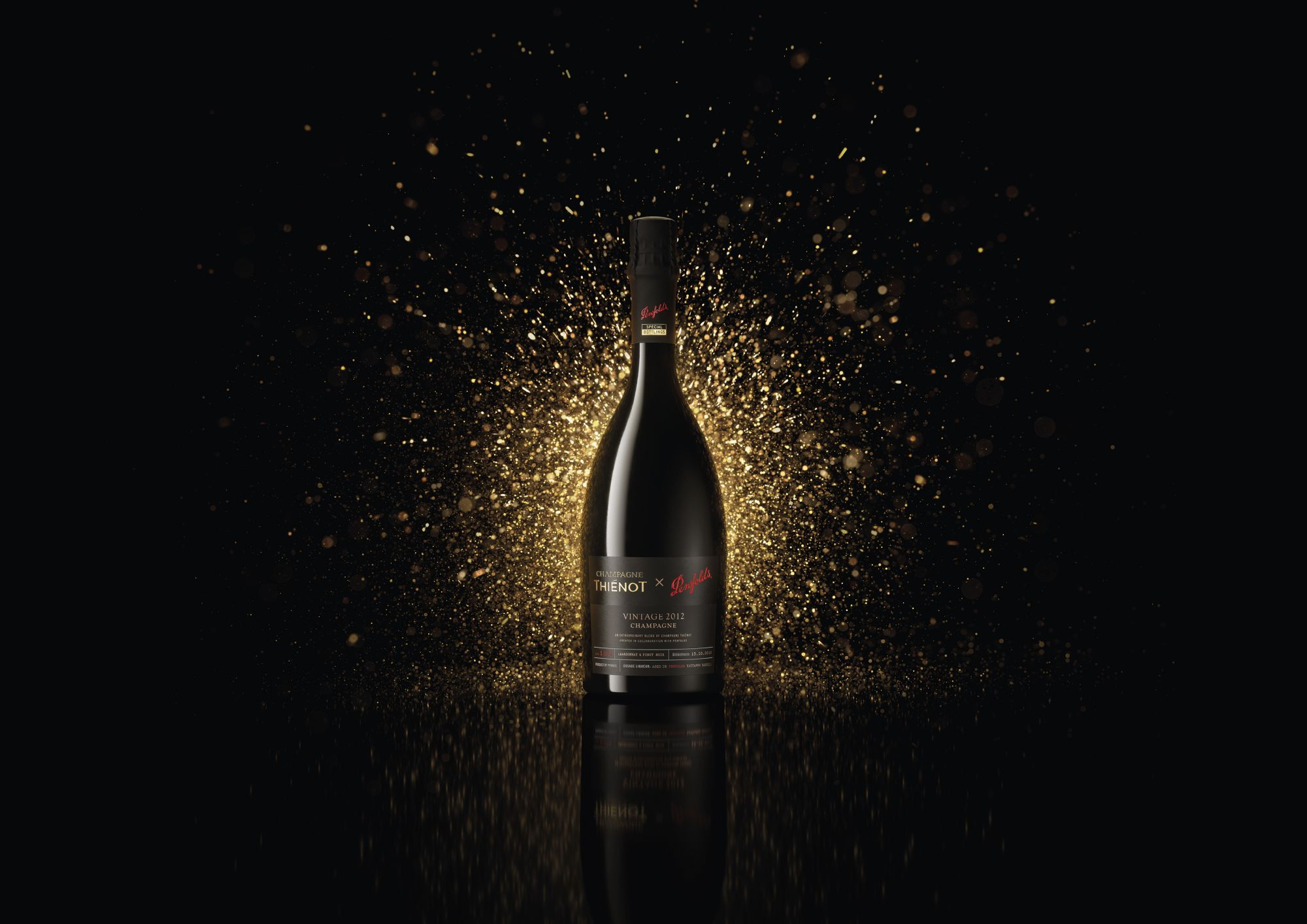 Penfolds And Champagne Thiénot Make History With New Partnership