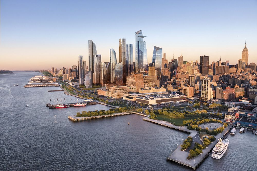 Does New York's Most Expensive Neighbourhood Hudson Yards Live Up To The Hype?