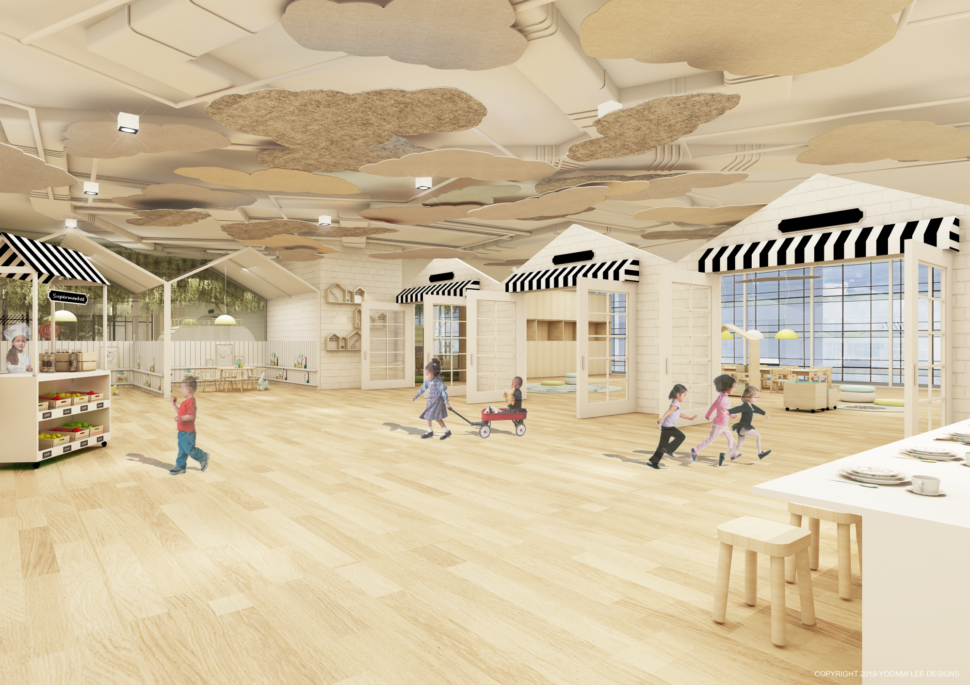Trehaus At Funan Is A Silicon Valley-Inspired Preschool, Co-Working Space And Family Club