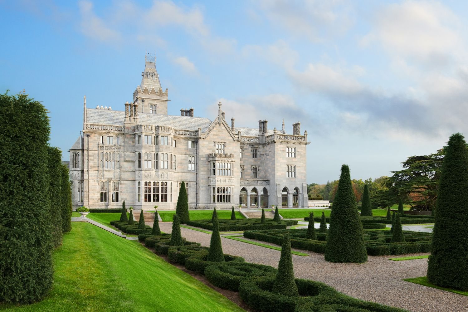 Hotel Review: Tatler Checks Into... Adare Manor, A Historic Estate In Limerick, Ireland