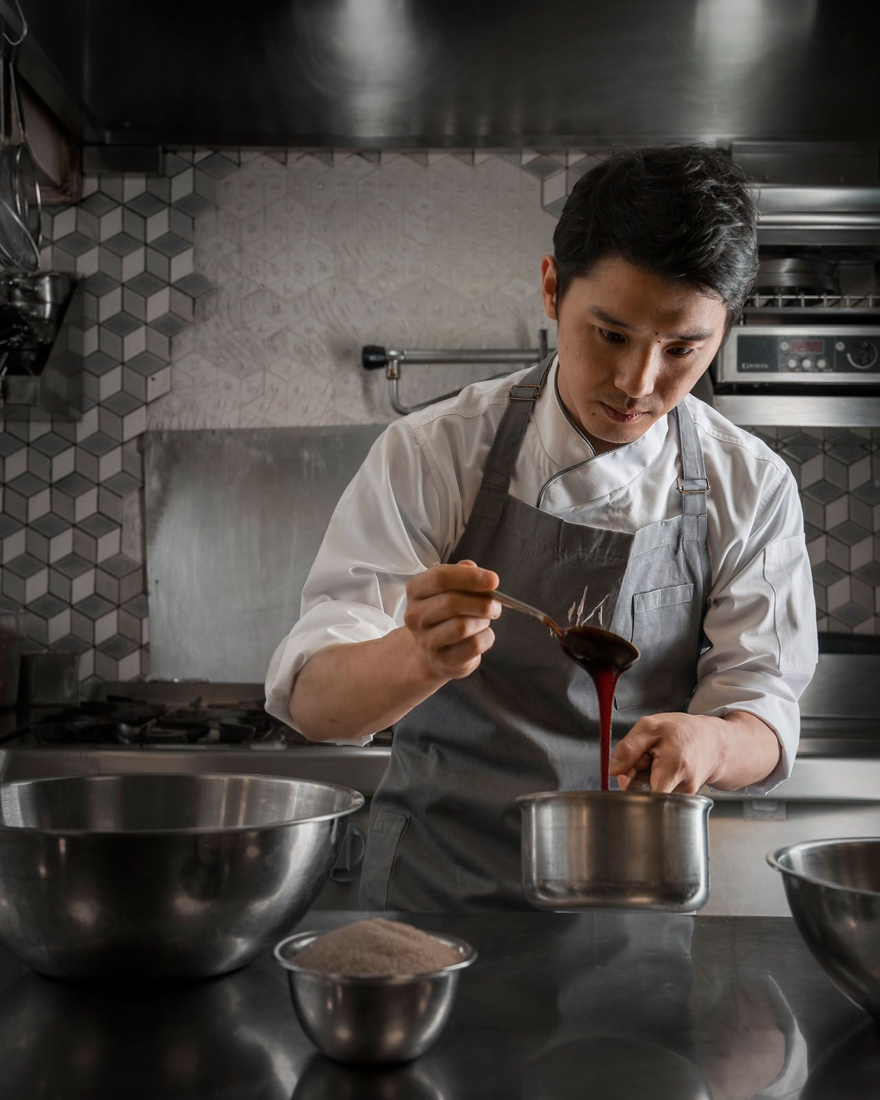 Whitegrass Re-Opens With Japanese Chef Takuya Yamashita At The Helm