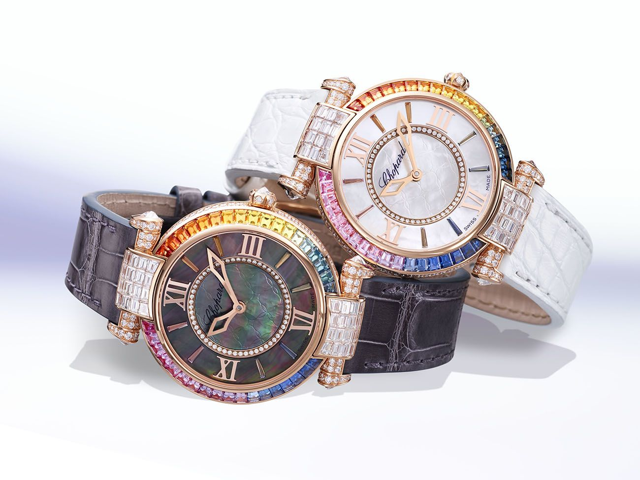Rainbow Colours Have Found Their Way Onto Watches, And We Love It