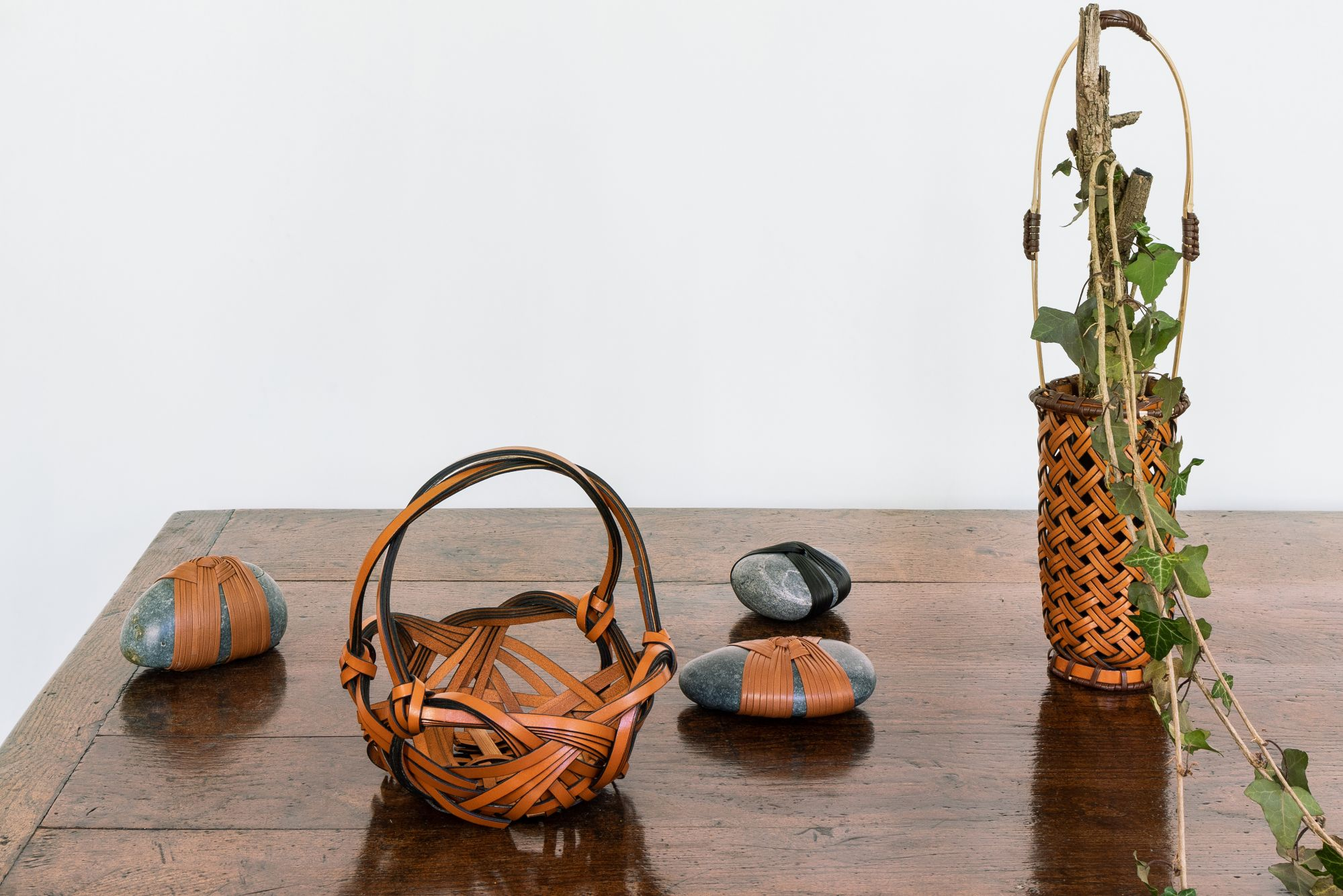 Loewe's Latest Artisan Baskets Are Wonderful Inside And Out