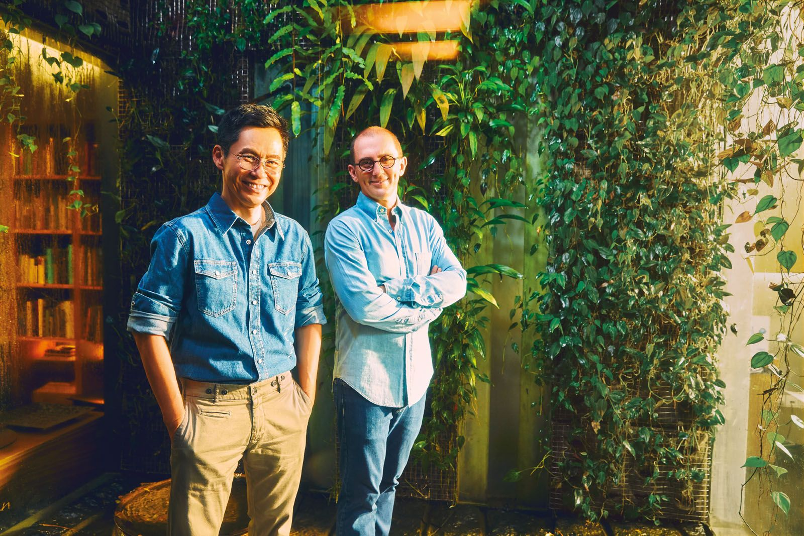 Woha Founding Directors Wong Mun Summ And Richard Hassell On Creating A Greener Singapore