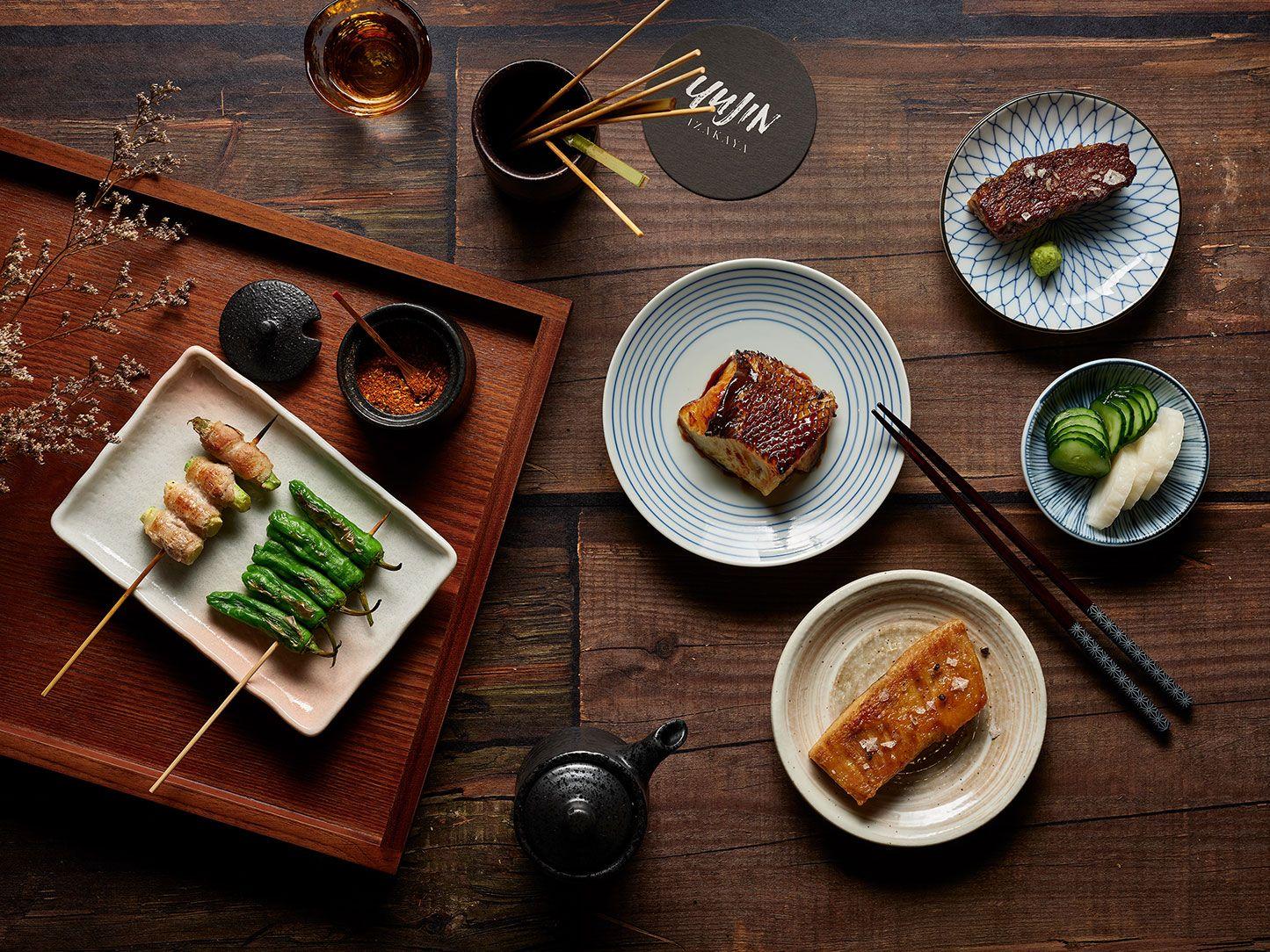 Where To Eat This Week: Carousel, Vianney Massot Restaurant, Yujin Izakaya, Jypsy, Ellenborough Market Café