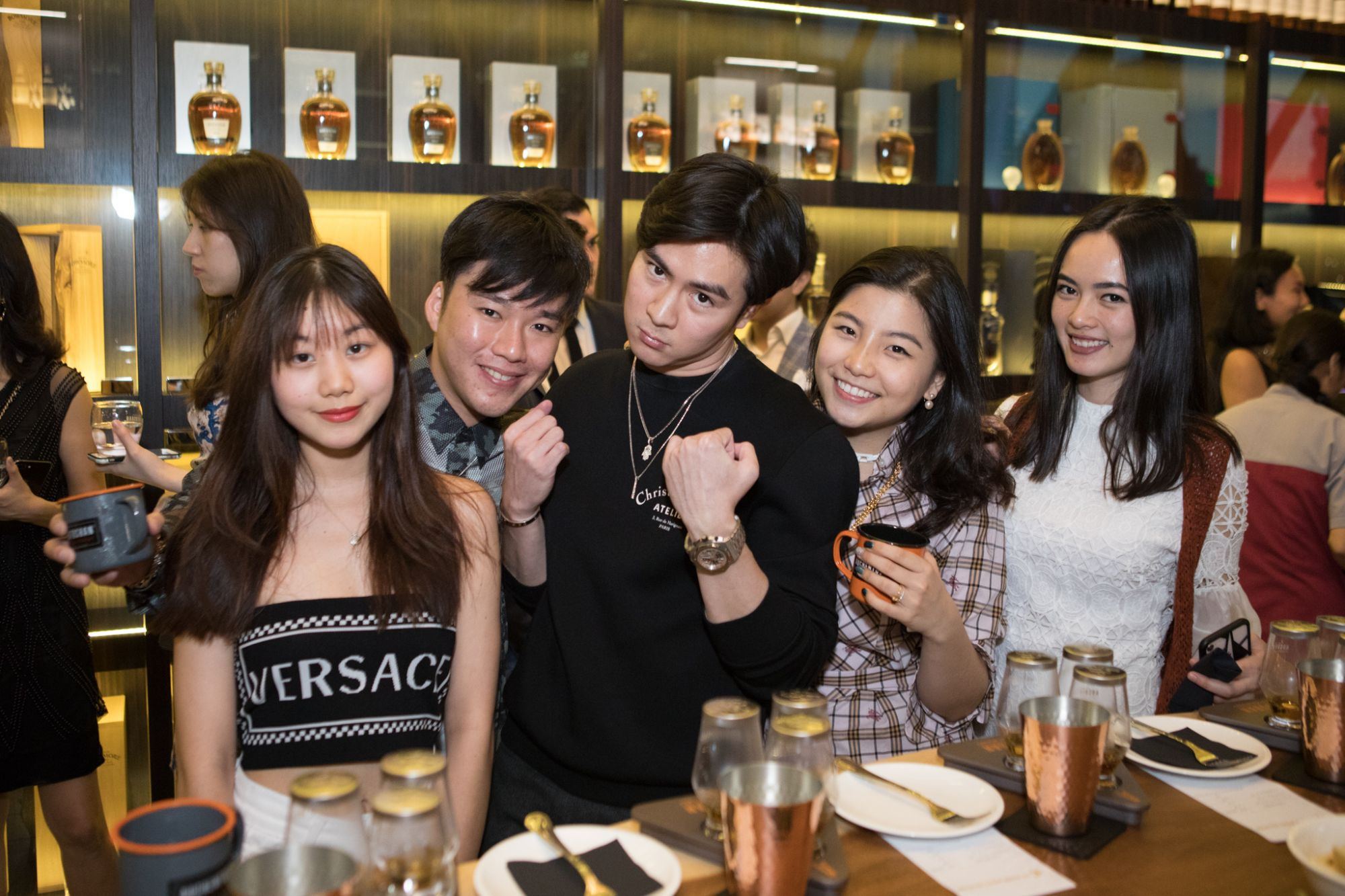 10 Things You Missed At The Singapore Tatler Scions Party