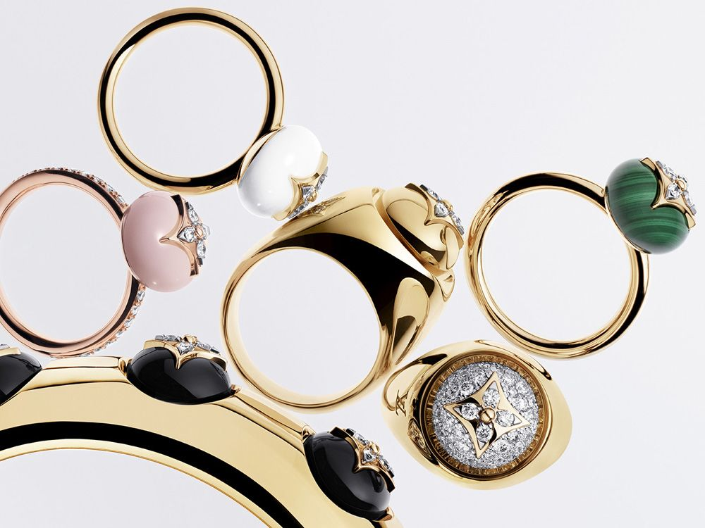The Designer Behind The New Louis Vuitton B.Blossom Jewellery Collection