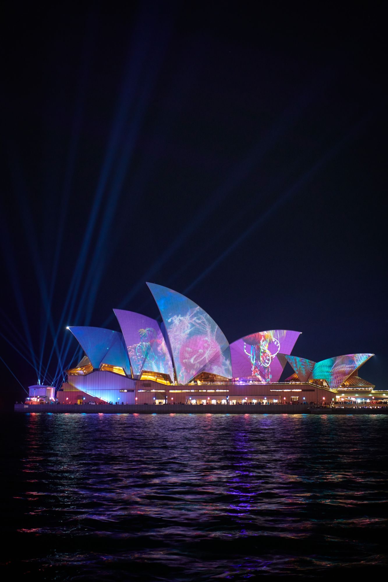 Light After Dark: 5 Ways To Soak In The Sights And Sounds Of Vivid Sydney 2019