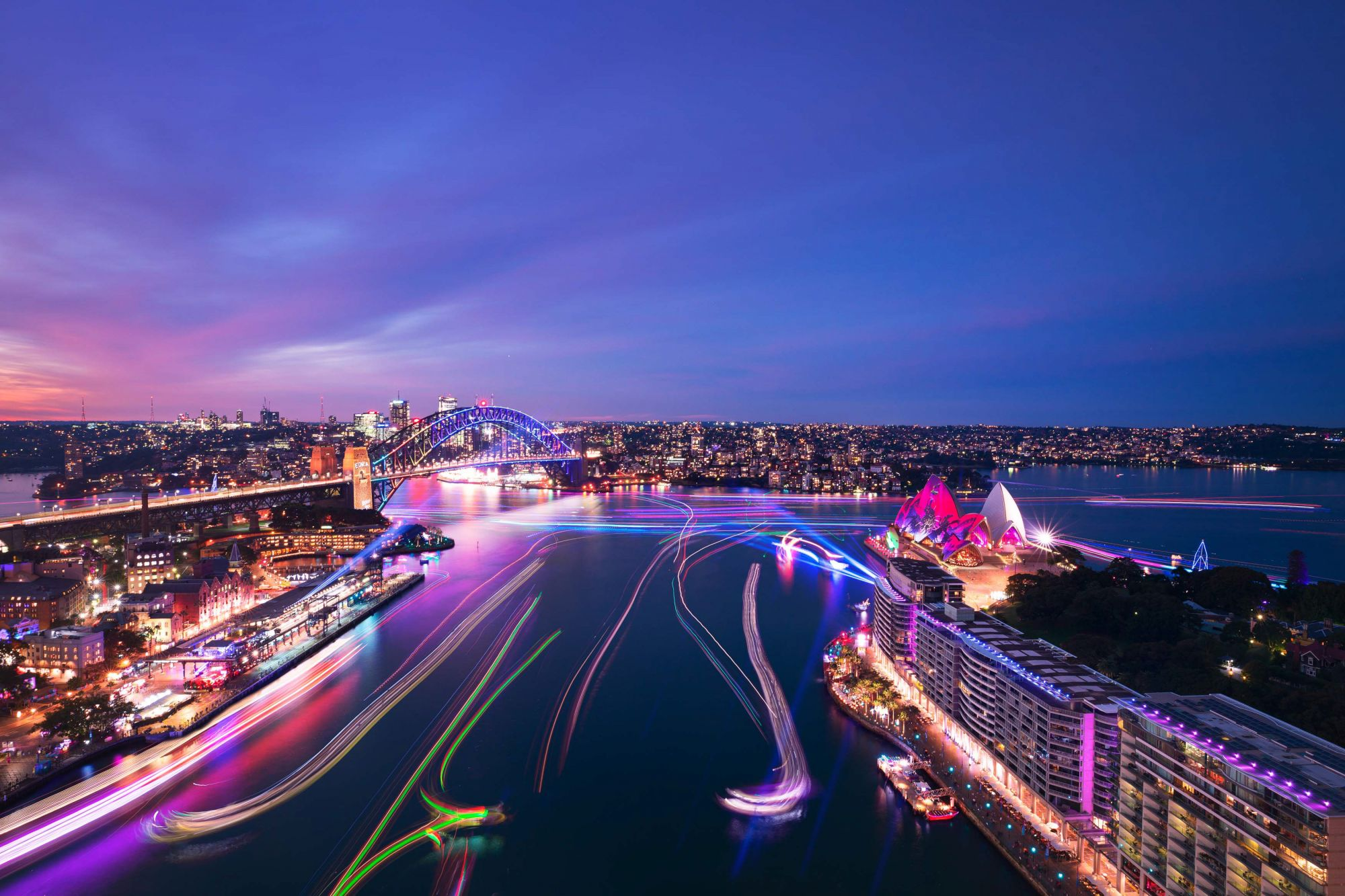 Soak Up The Sights And Sounds Of Vivid Sydney 2019 In 5 Easy Steps