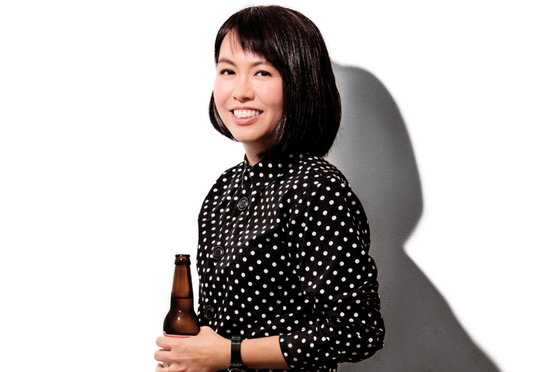 A Drink With... Grace Tan, Artist
